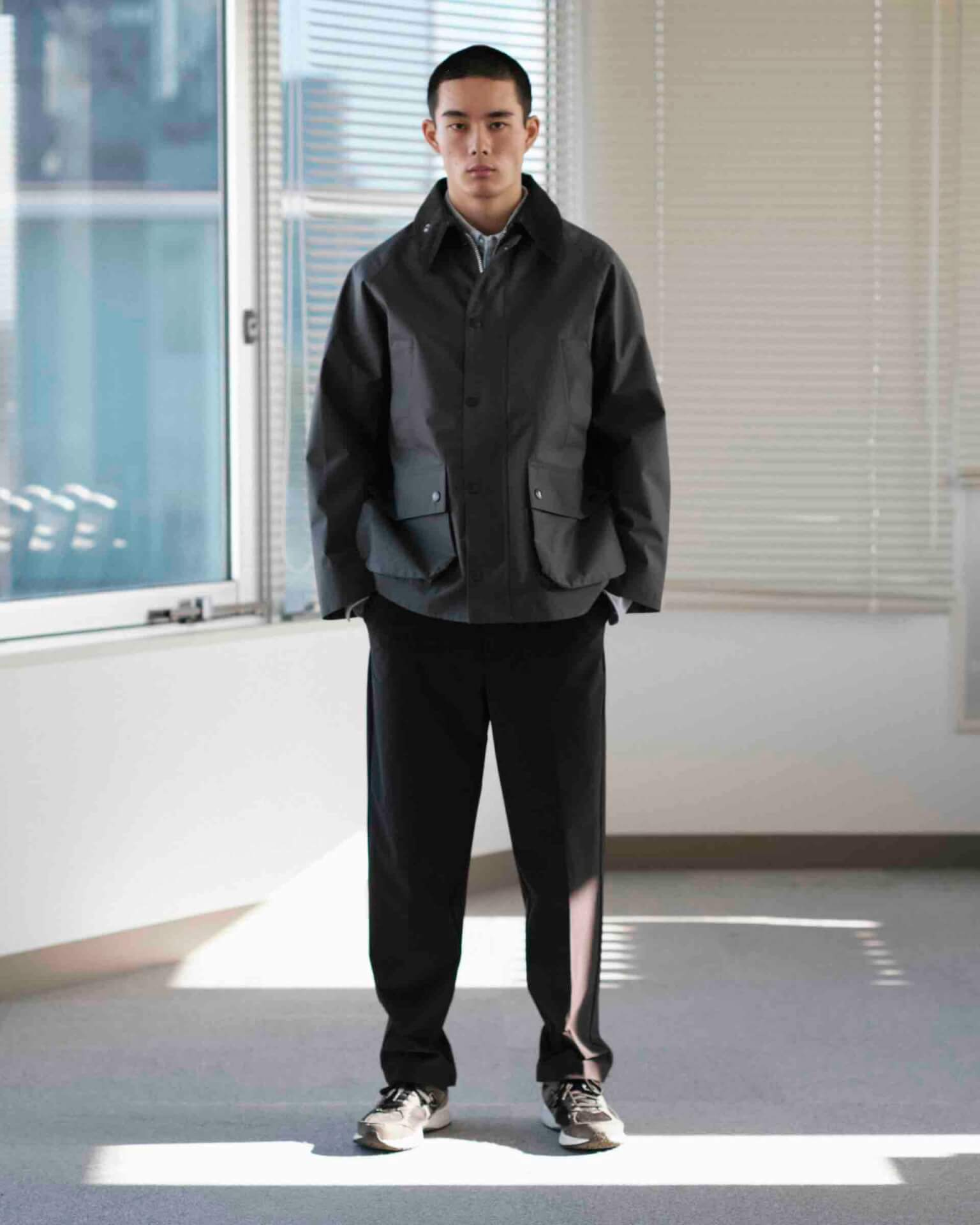 BarbourとworkahoLCのコラボアイテムが発売決定!OVER SIZE BEDALEモデルのジャケットが登場 life210913_urbs_barbour_6