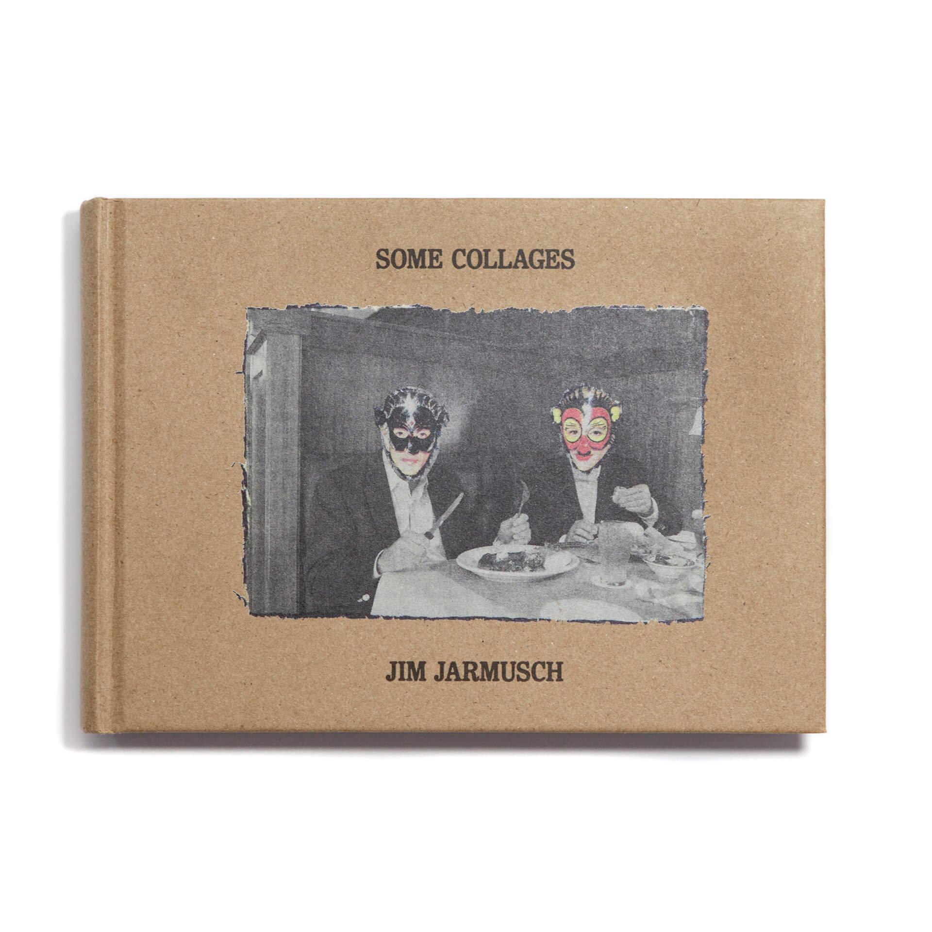 ジム・ジャームッシュが手がけたコラージュ本『Some Collages』が発売決定!限定数でサイン入り本も film210914_jimjarmusch_3