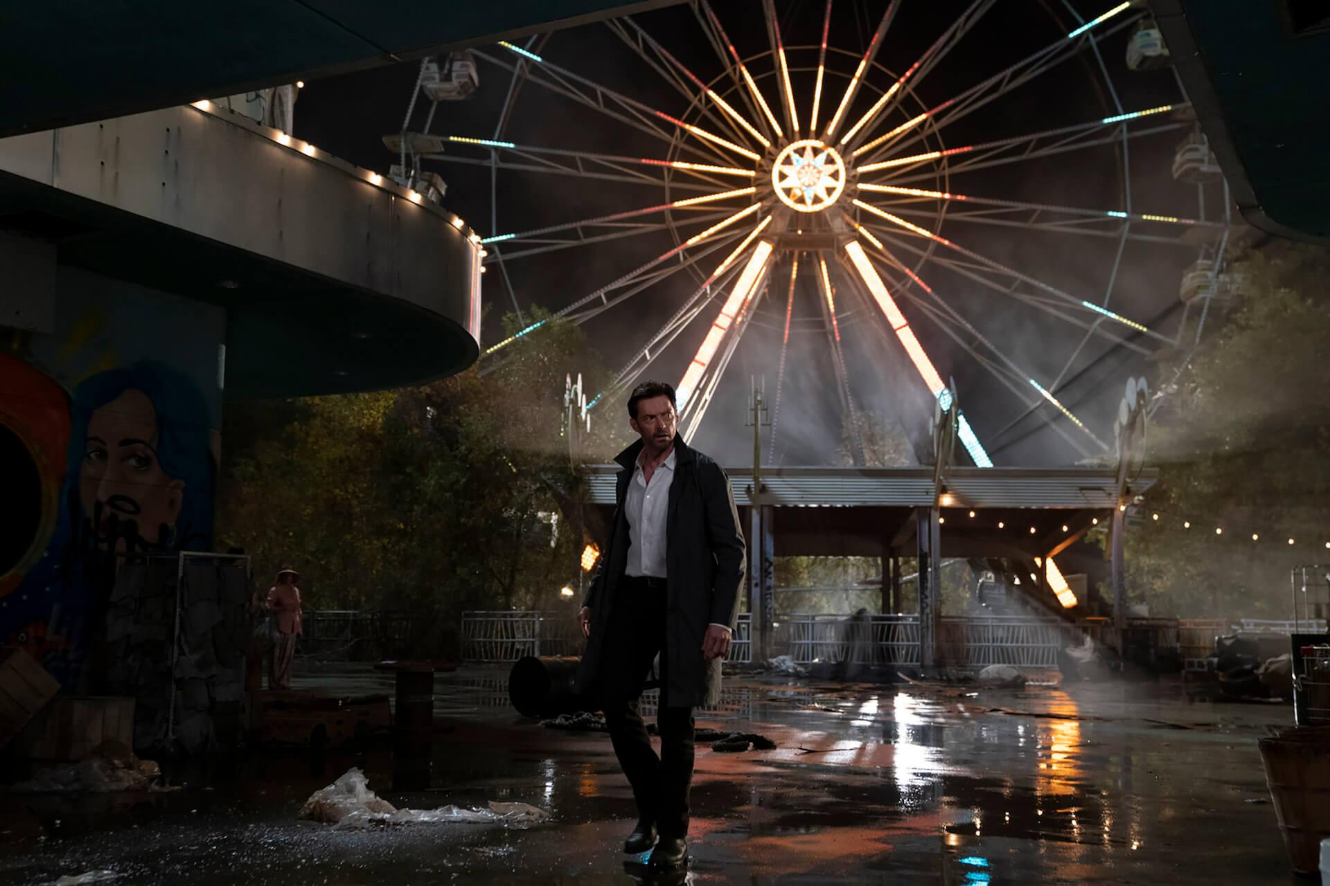 リサ・ジョイが幻想的な水没都市を描き出す!ヒュー・ジャックマン主演『レミニセンス』のメイキング映像が解禁 film210915_reminiscence_5