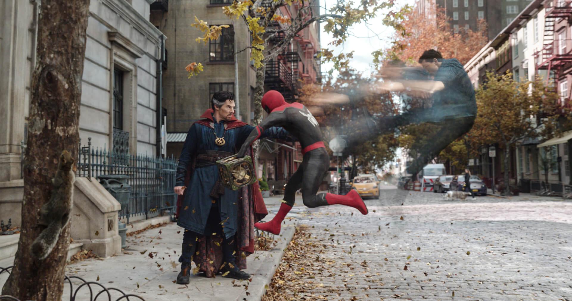 興奮必至のスパイダーマン予告に劇場版が登場!『スパイダーマン:ノー・ウェイ・ホーム』劇場版予告が順次上映決定 film210915_spiderman_nwh_main