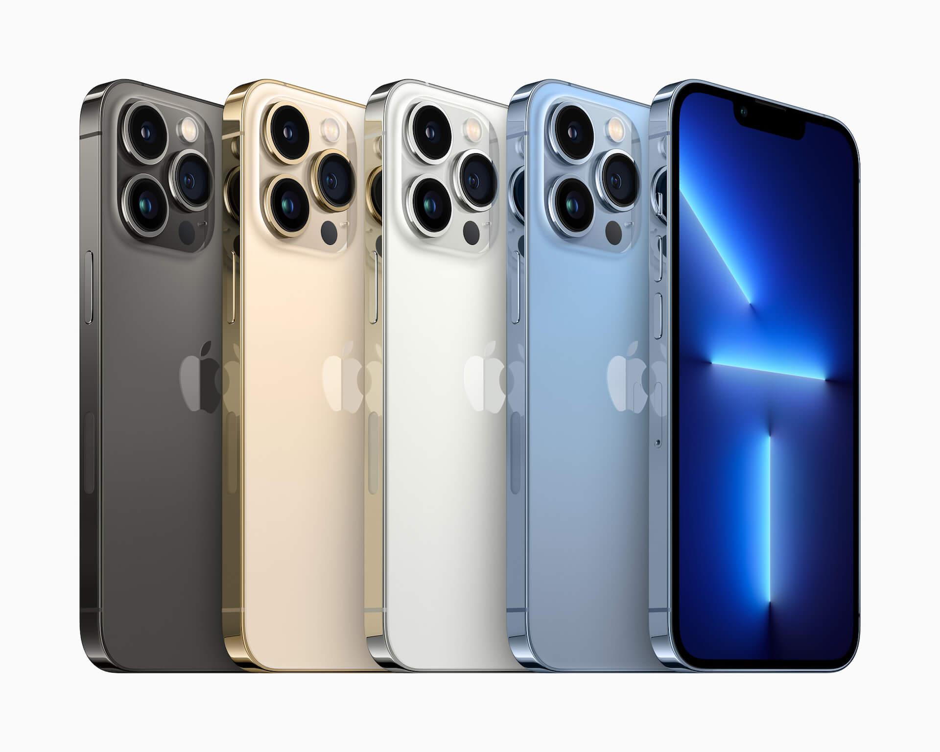 iPhone 13シリーズの目玉機能は?ProMotion&カメラ新機能に注目 tech210915_iphone13_main