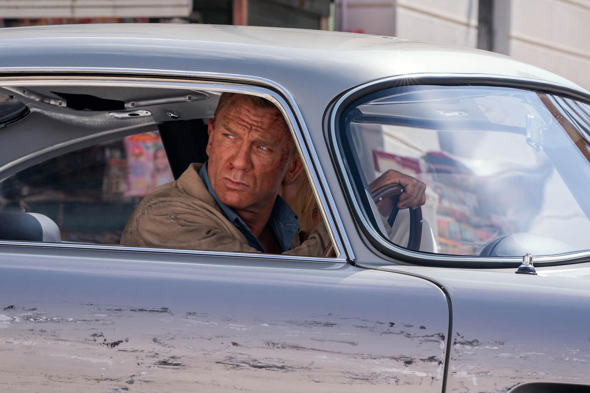 ダニエル・クレイグ演じるジェームズ・ボンドの歴史を振り返る!『007/ノー・タイム・トゥ・ダイ』特別映像が解禁 film210915_007_ntd_12