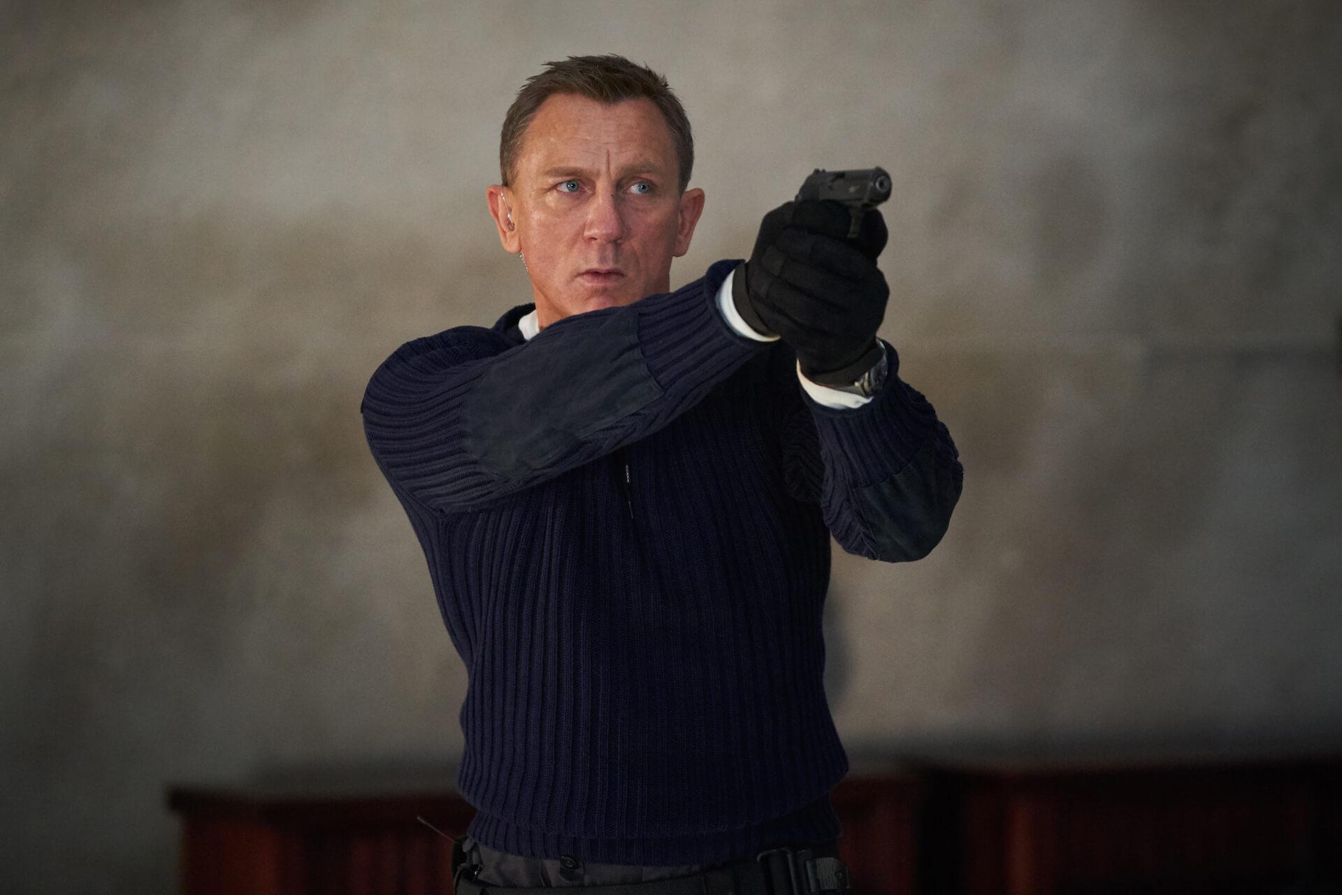ダニエル・クレイグ演じるジェームズ・ボンドの歴史を振り返る!『007/ノー・タイム・トゥ・ダイ』特別映像が解禁 film210915_007_ntd_13