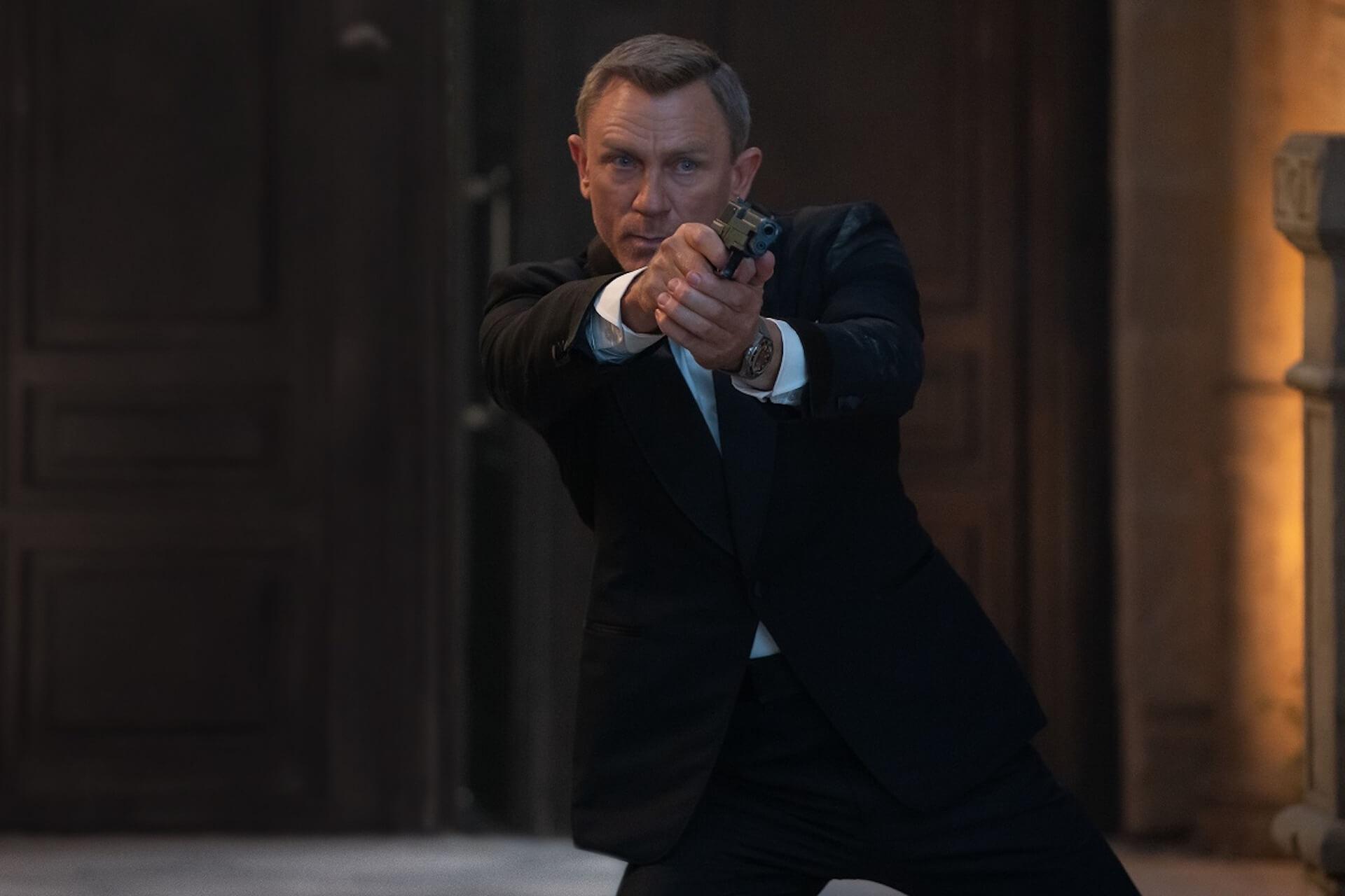 ダニエル・クレイグ演じるジェームズ・ボンドの歴史を振り返る!『007/ノー・タイム・トゥ・ダイ』特別映像が解禁 film210915_007_ntd_14