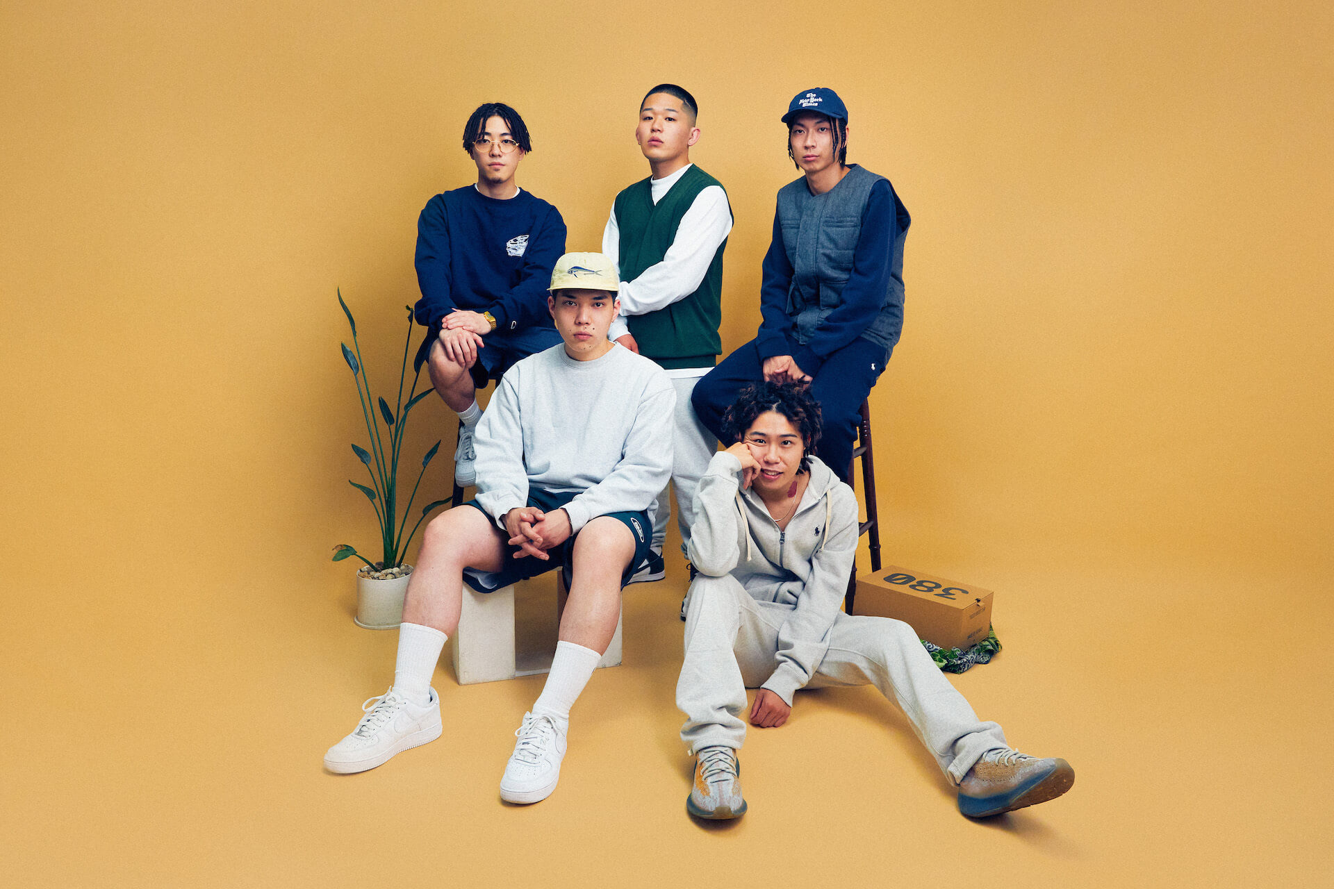 フジロック'21開催直前!登竜門ステージ「ROOKIE A GO-GO 2021」出演の9組にインタビュー music210813_fujirock-rookie-09