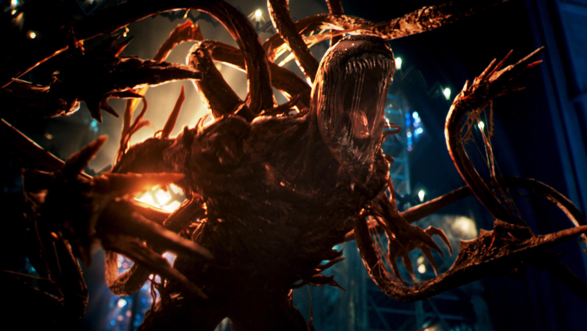 12月、ヴェノム&カーネイジがついに襲来!『ヴェノム:レット・ゼア・ビー・カーネイジ』の日本公開日がついに決定 film210916_venom2_1