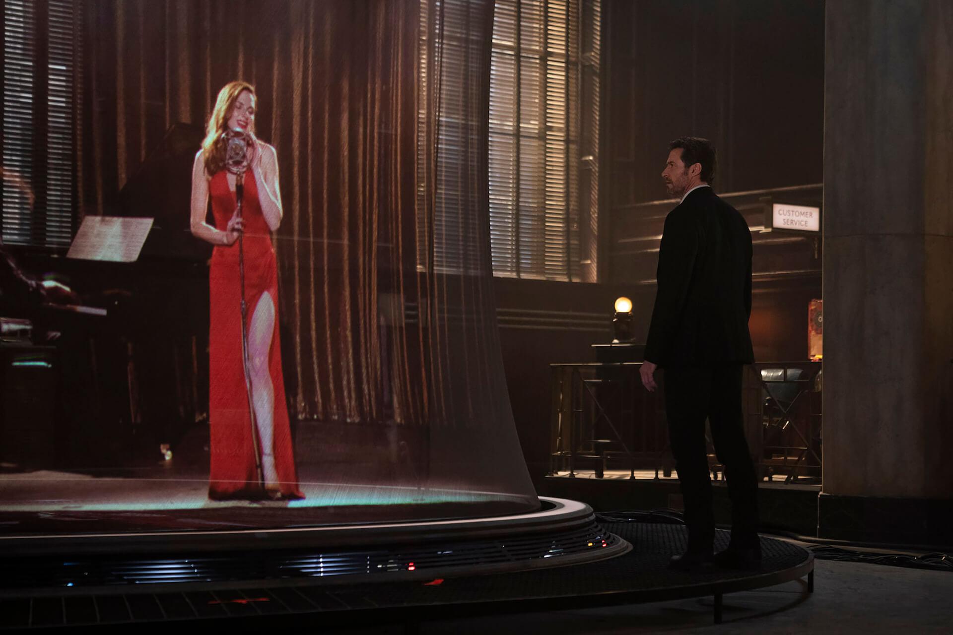ジョナサン・ノーランとリサ・ジョイが仕掛けるSFサスペンス、ついに公開!ヒュー・ジャックマン主演『レミニセンス』の本編冒頭映像が解禁 film210917_reminiscence_3