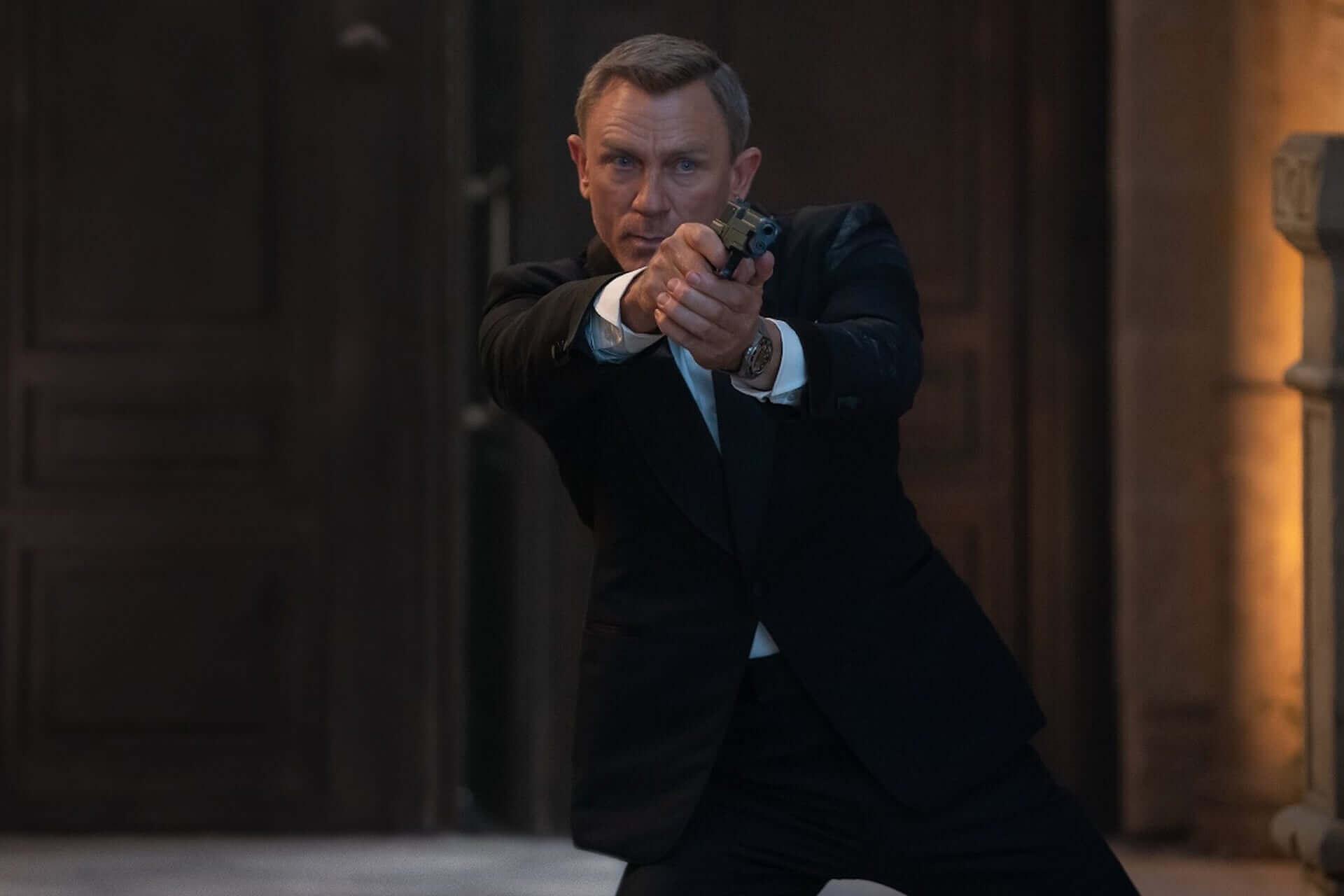 『007/ノー・タイム・トゥ・ダイ』公開前にシリーズを振り返る!ダニエルボンドのストーリーを辿る特別映像解禁 film210917_007_ntd_2