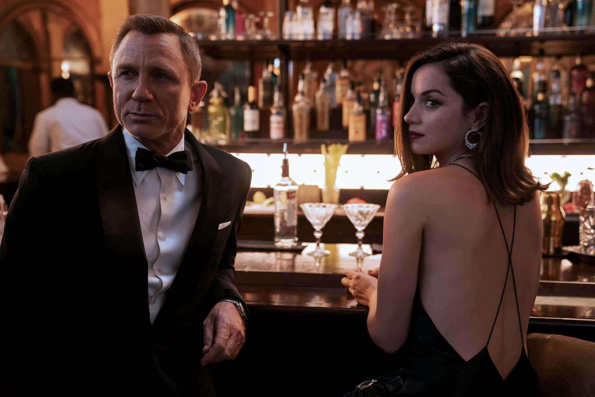 『007/ノー・タイム・トゥ・ダイ』公開前にシリーズを振り返る!ダニエルボンドのストーリーを辿る特別映像解禁 film210917_007_ntd_3