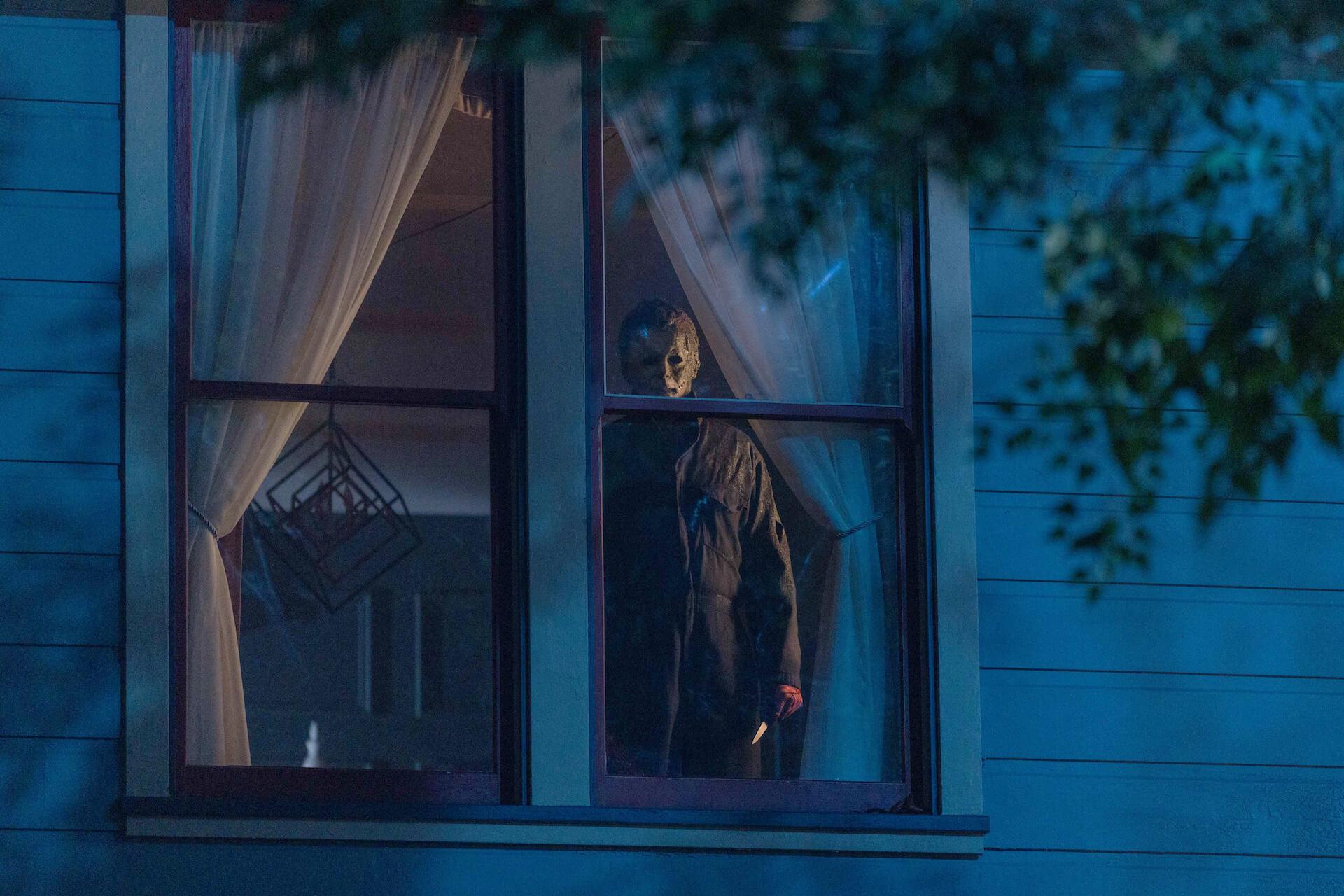 恐怖の『ハロウィン KILLS』公開を前にかわいい&わかりやすい漫画でこれまでをおさらい!レイナスによる漫画2種類が解禁 film210917_halloween_kills_6