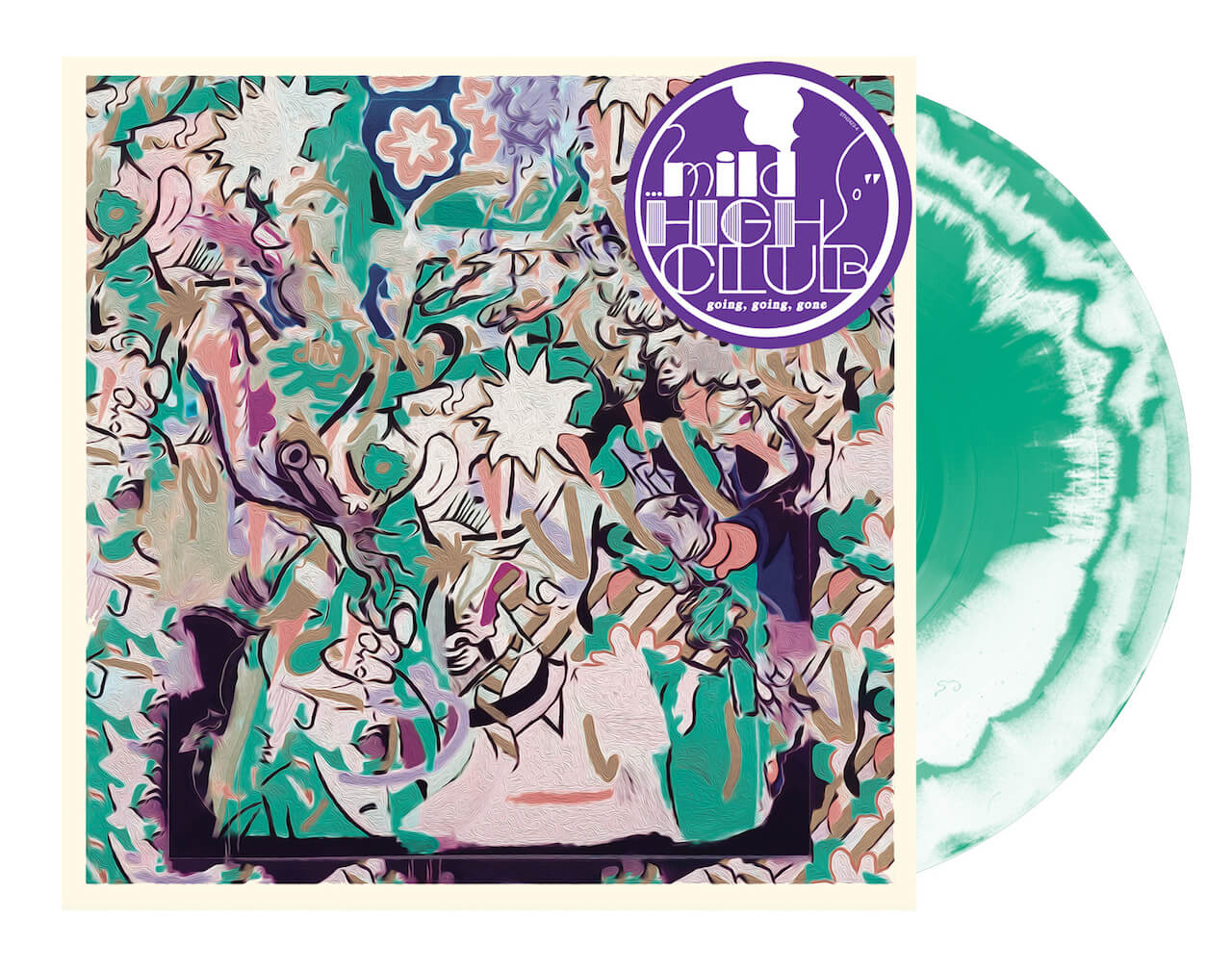 Mild High Clubの最新作『Going Going Gone』が〈Stones Throw〉からリリース music210917-mildhighclub-goinggoinggone-1