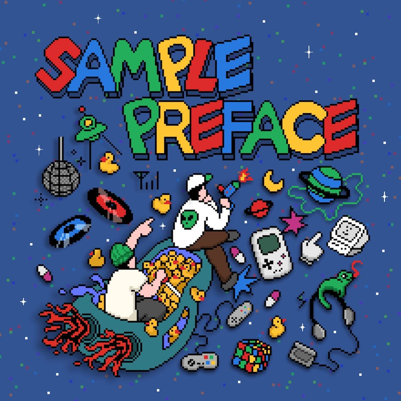 ratiffとhyunis1000のヒップホップ・クルーNeibissがフルアルバム『Sample Preface』がリリース music210917-neibiss-sample-preface-2