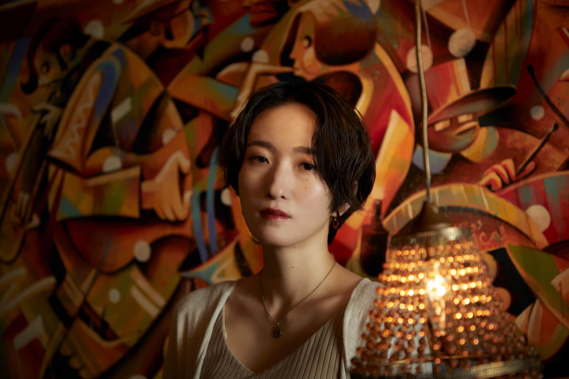 流れを止めない、日食なつこが思う「音楽の本質」━━日食なつこ3rdアルバム『アンチ・フリーズ』インタビュー interview210816_nisshoku-natsuko-05