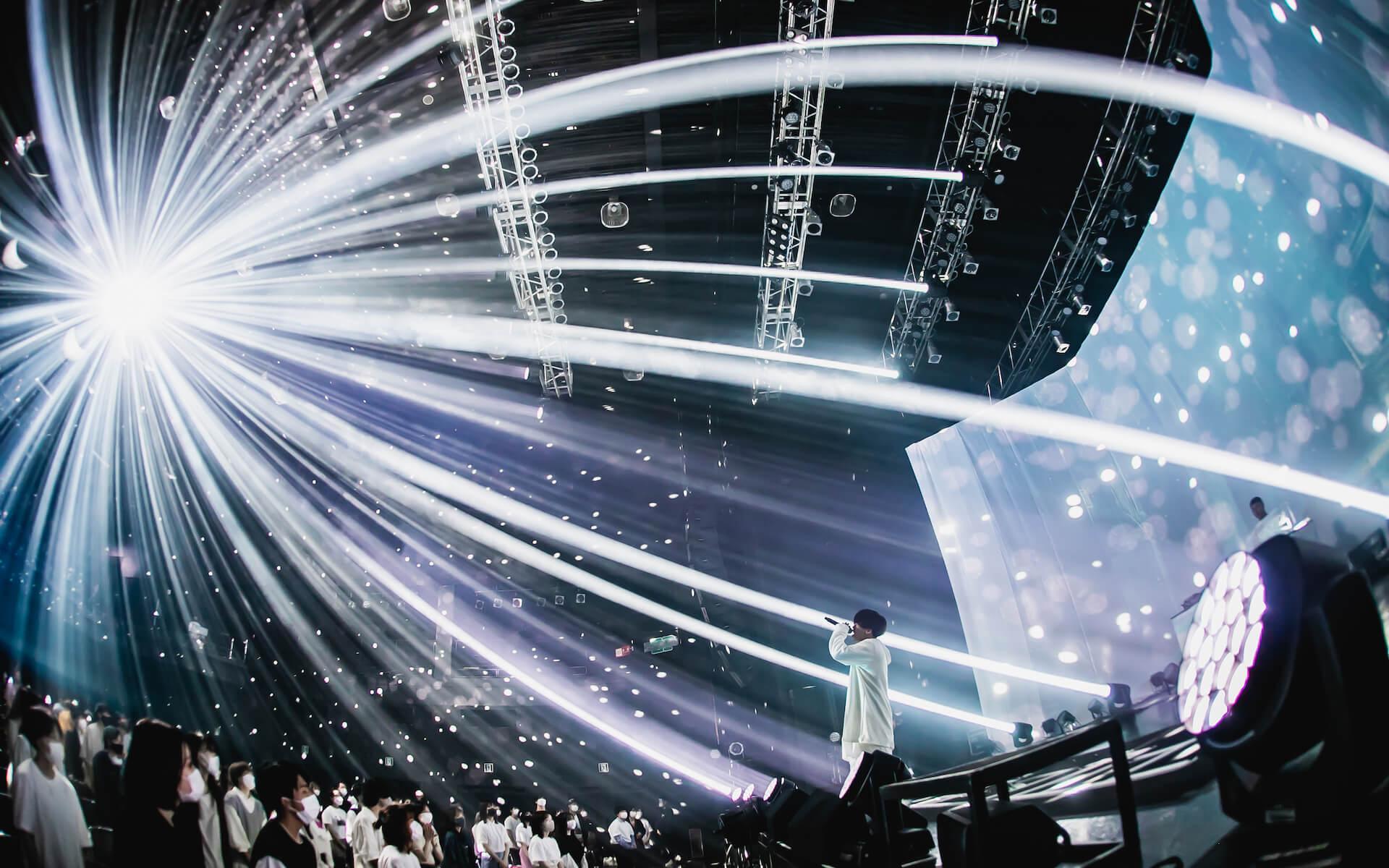 """クボタカイが1stアルバム発売記念ツアーを全国4都市完走!ファイナルで新曲""""エックスフレンド""""のリリースも発表 music210917_kubotakai_tour_04"""