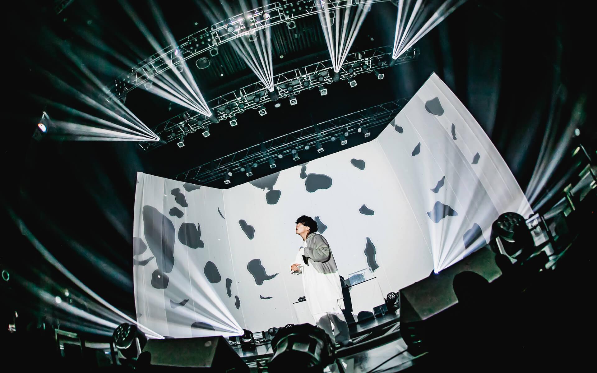 """クボタカイが1stアルバム発売記念ツアーを全国4都市完走!ファイナルで新曲""""エックスフレンド""""のリリースも発表 music210917_kubotakai_tour_05"""