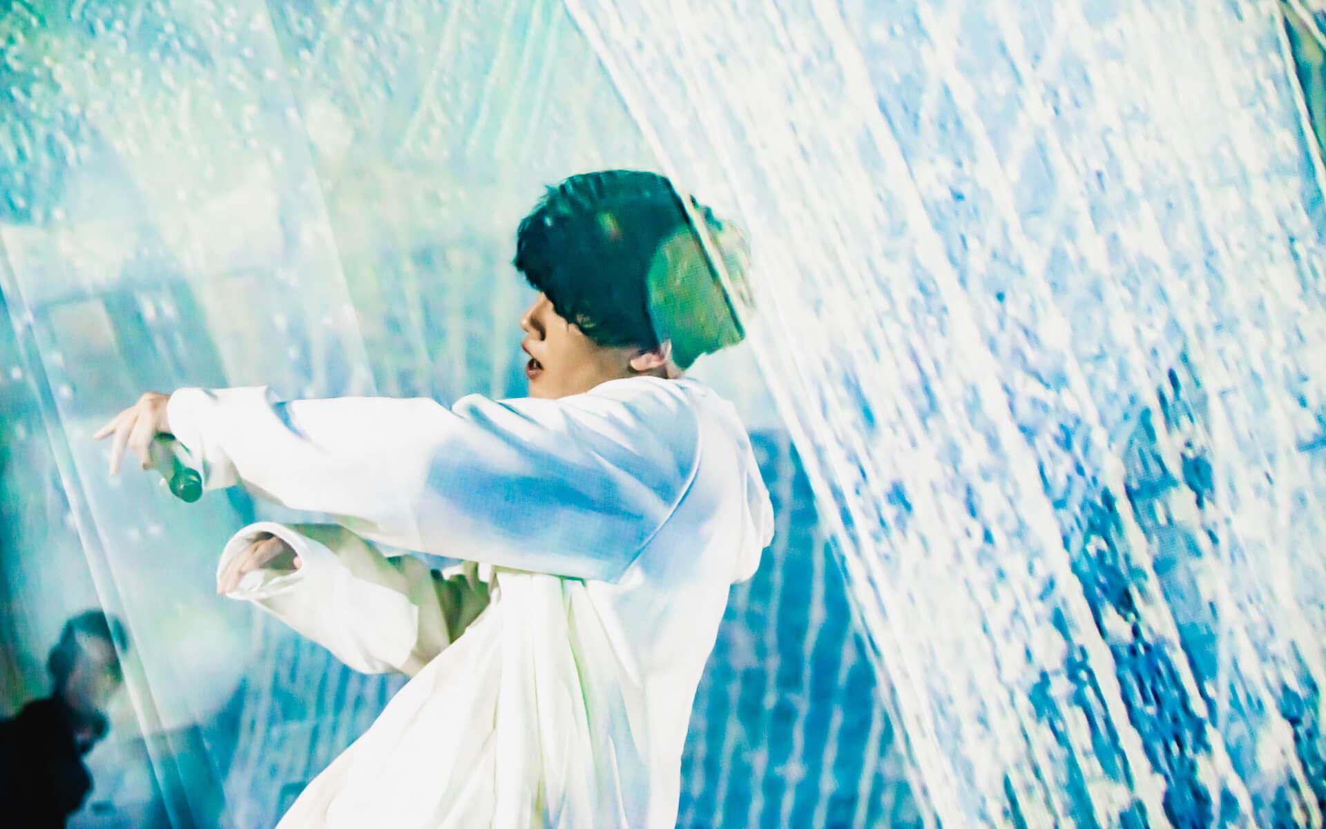 """クボタカイが1stアルバム発売記念ツアーを全国4都市完走!ファイナルで新曲""""エックスフレンド""""のリリースも発表 music210917_kubotakai_tour_07"""