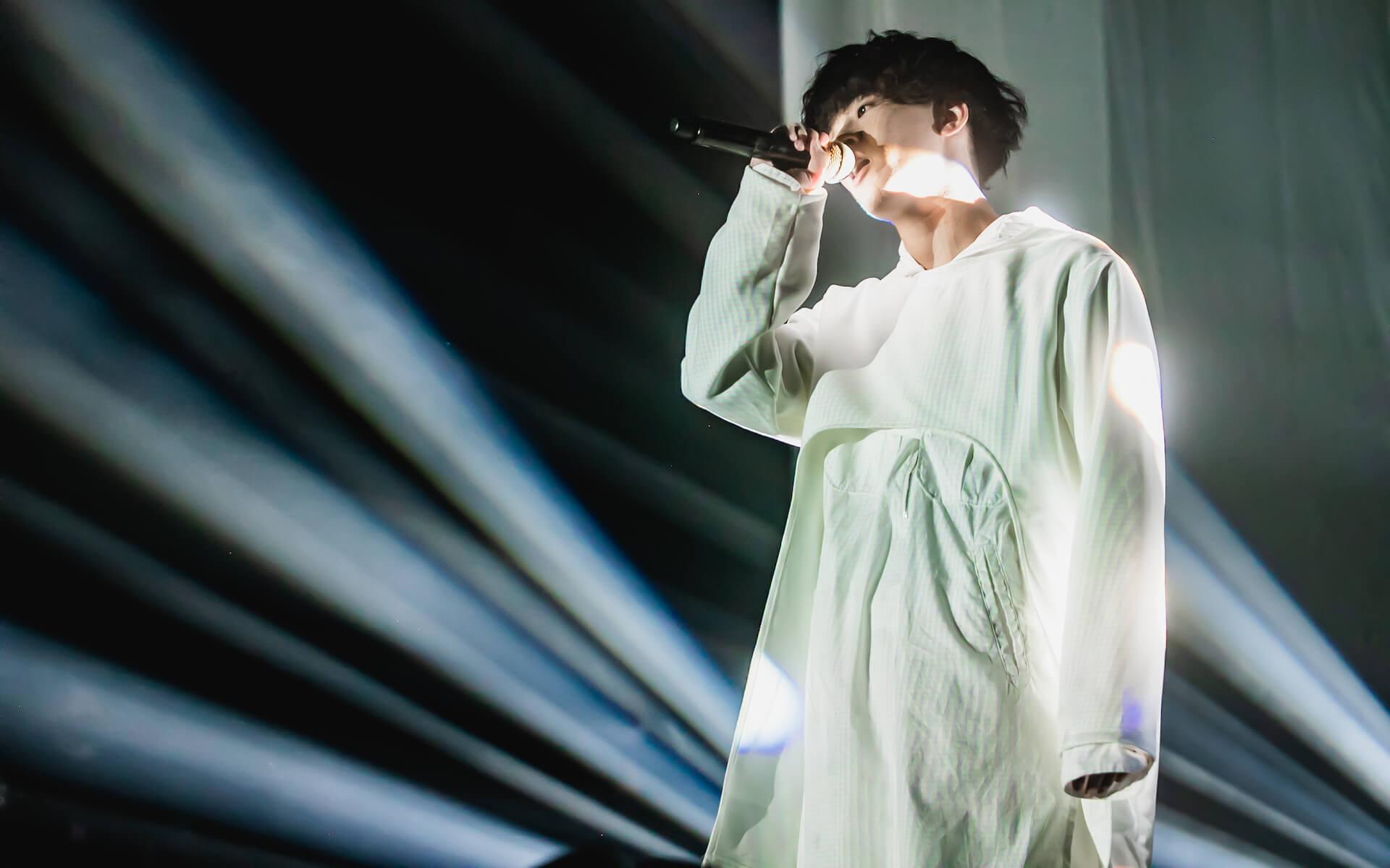 """クボタカイが1stアルバム発売記念ツアーを全国4都市完走!ファイナルで新曲""""エックスフレンド""""のリリースも発表 music210917_kubotakai_tour_010"""