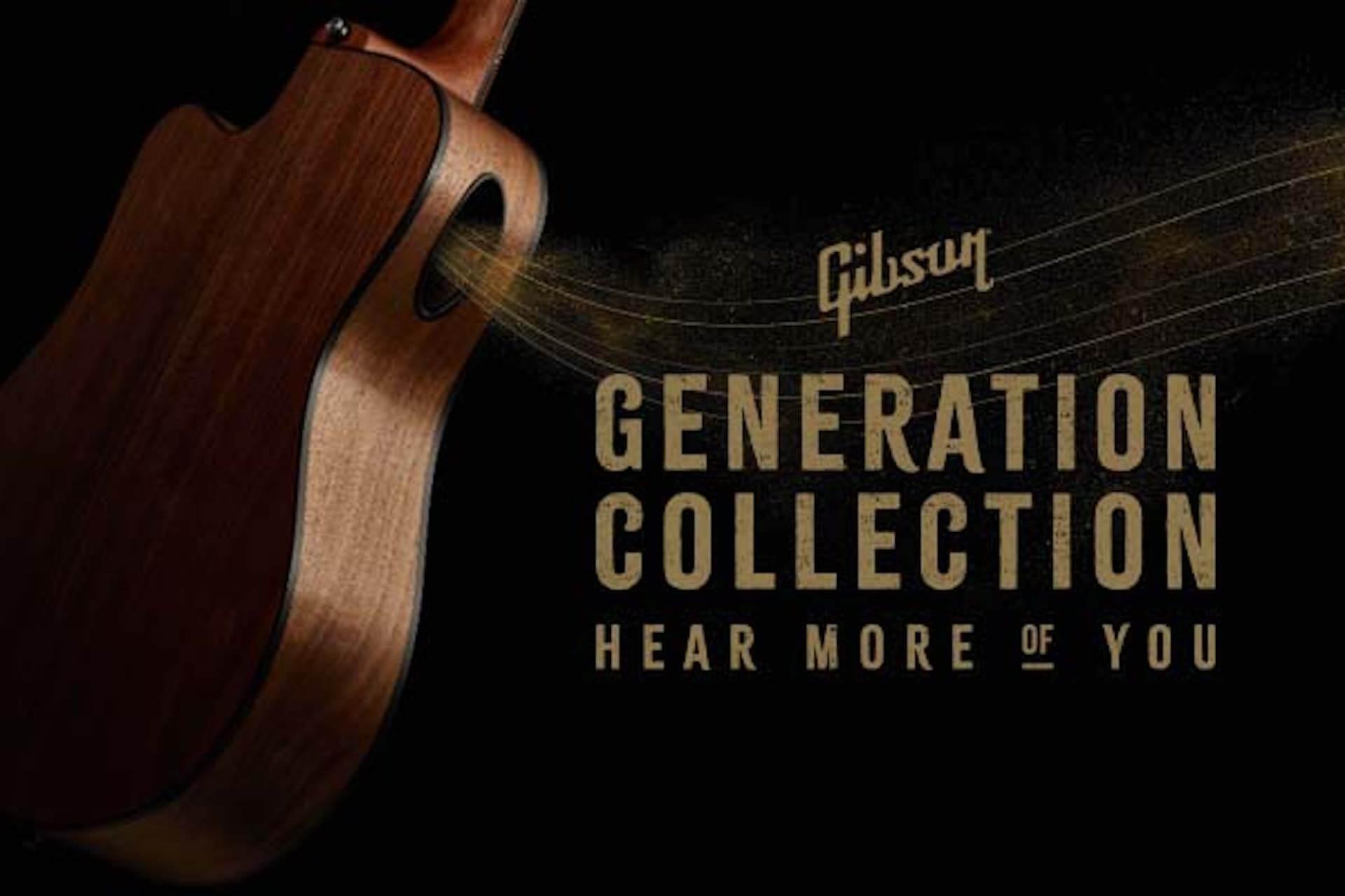 ギブソンのアコースティックコレクション『ジェネレーション・コレクション』が発売決定!れん、Michael Kaneko、Doulとのコラボインタビューも公開 music210922_gibson_013