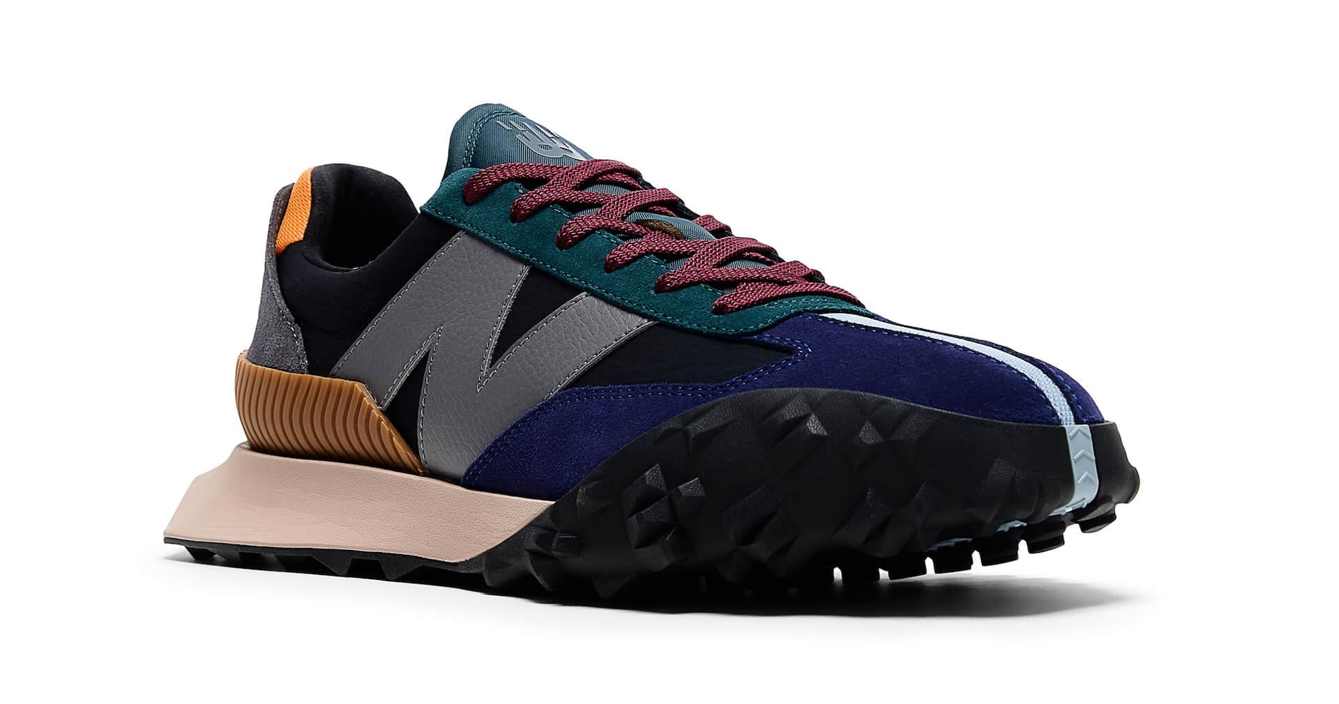 ニューバランスの大人気モデル「XC-72」に秋にぴったりの新カラー2色が登場!グレイベージュ&グリーンがラインナップ life210924_newbalance_xc72_7