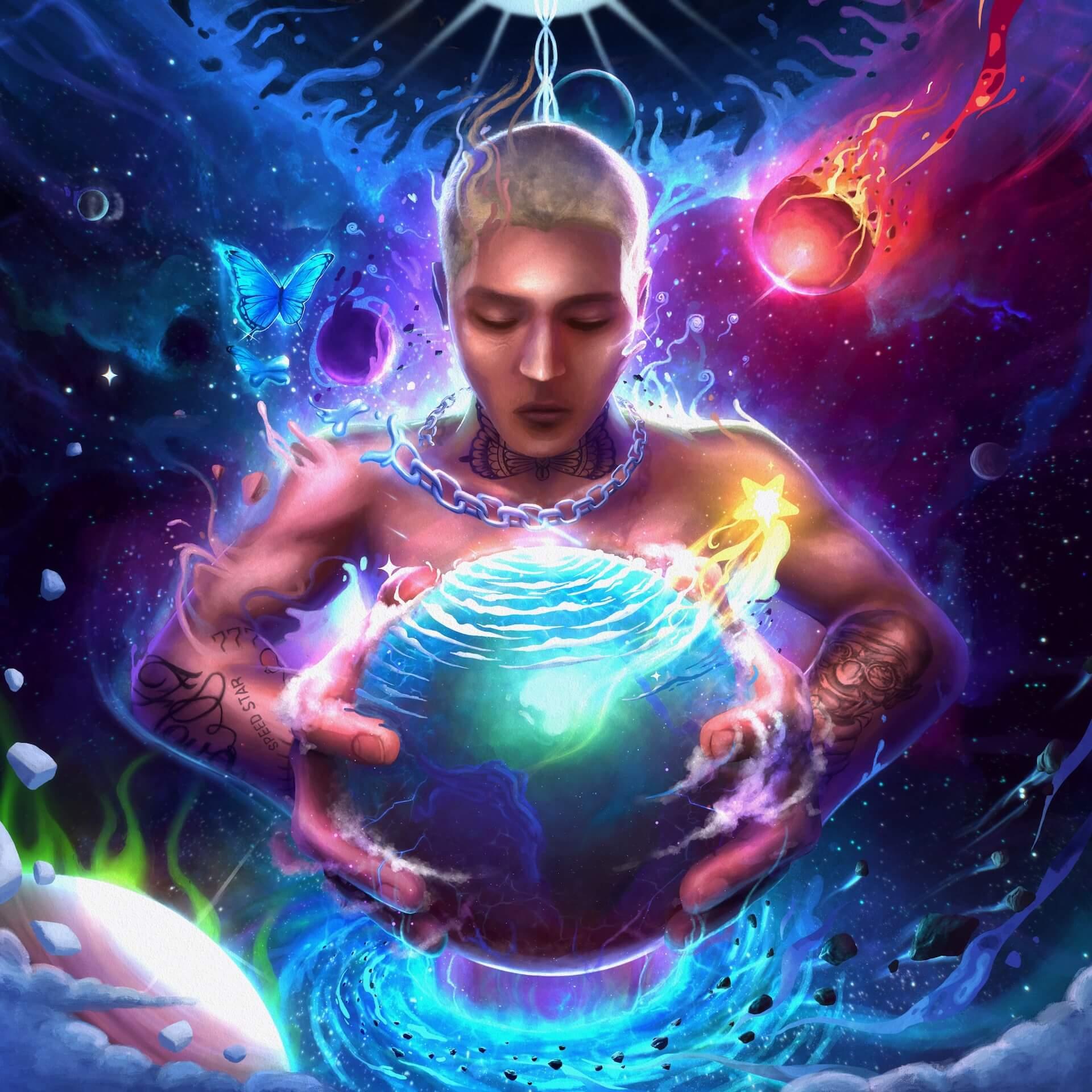LEXがニューアルバム『LOGIC』のリリースを発表|JP THE WAVY、KM、Young Cocoらが参加 music210924_lex_2