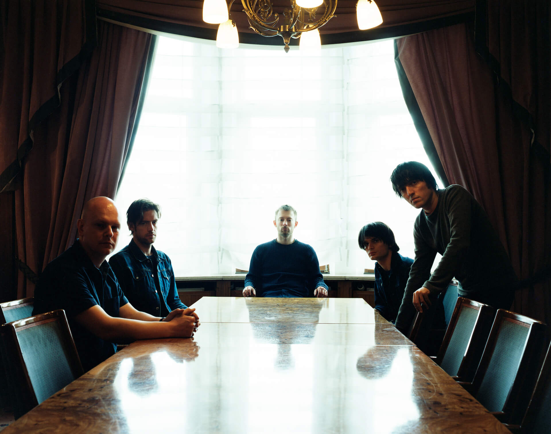"Radioheadの再発盤『Kid A Mnesia』より""If You Say the Word""のミュージックビデオが解禁! music210924_radio_head_04"