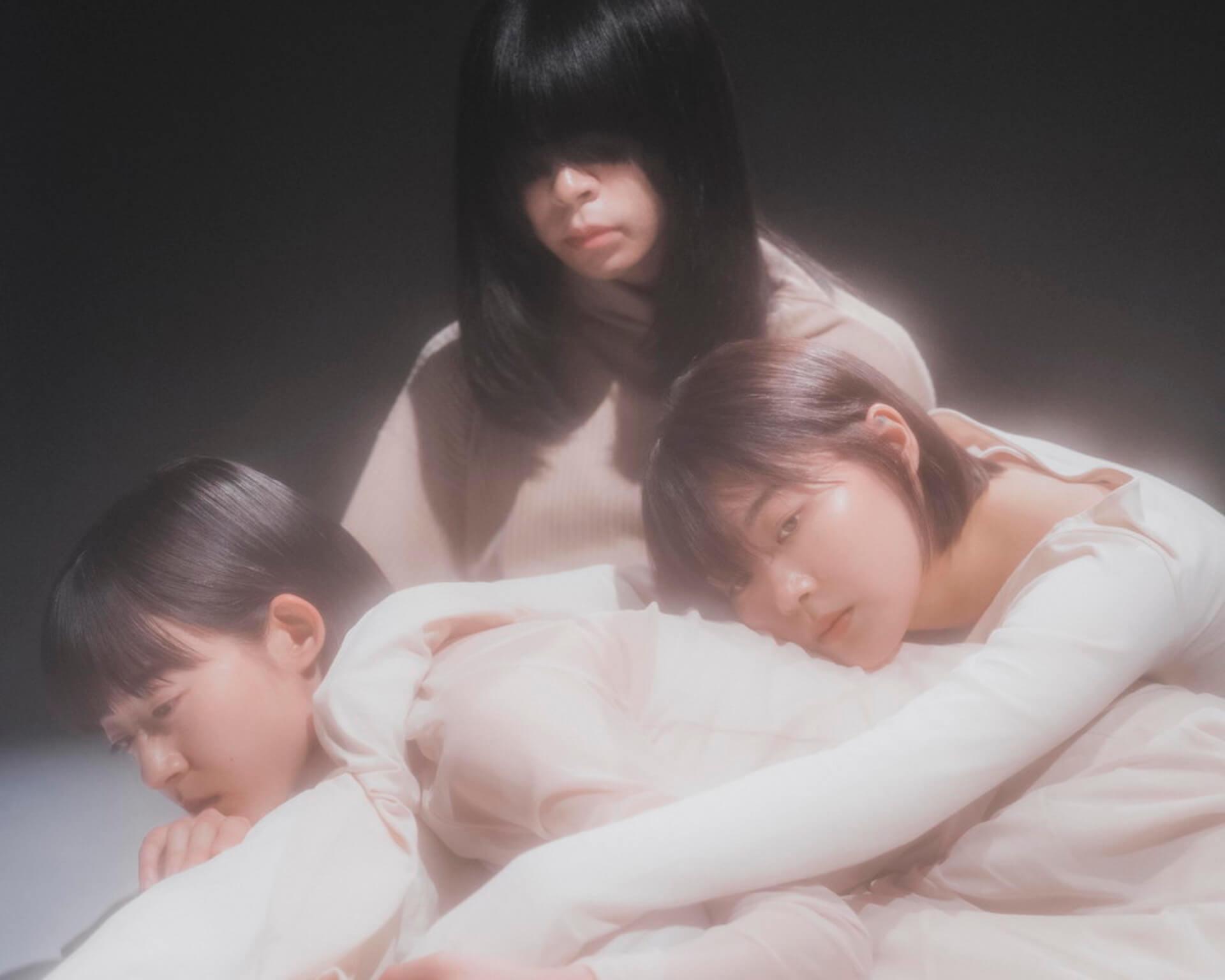 <フジロック2021>にも出演した羊文学がビルボードライブに初登場 横浜・大阪で12月開催 music210924-hitsujibungaku