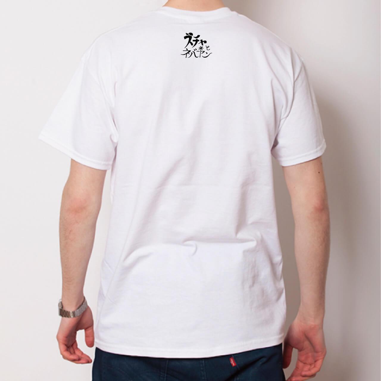 「スチャとネバヤン」話題のコラボからオリジナルTシャツとロンTが発売決定 music210928-schadaraparr-neveryoungbeach-3