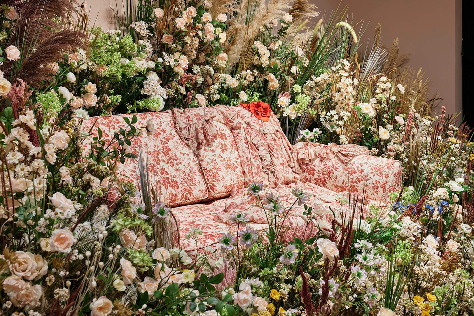 グッチがブランド創設100周年記念の没入型エキシビション<Gucci Garden Archetypes>を開催! life210928_gucci_exvision_010