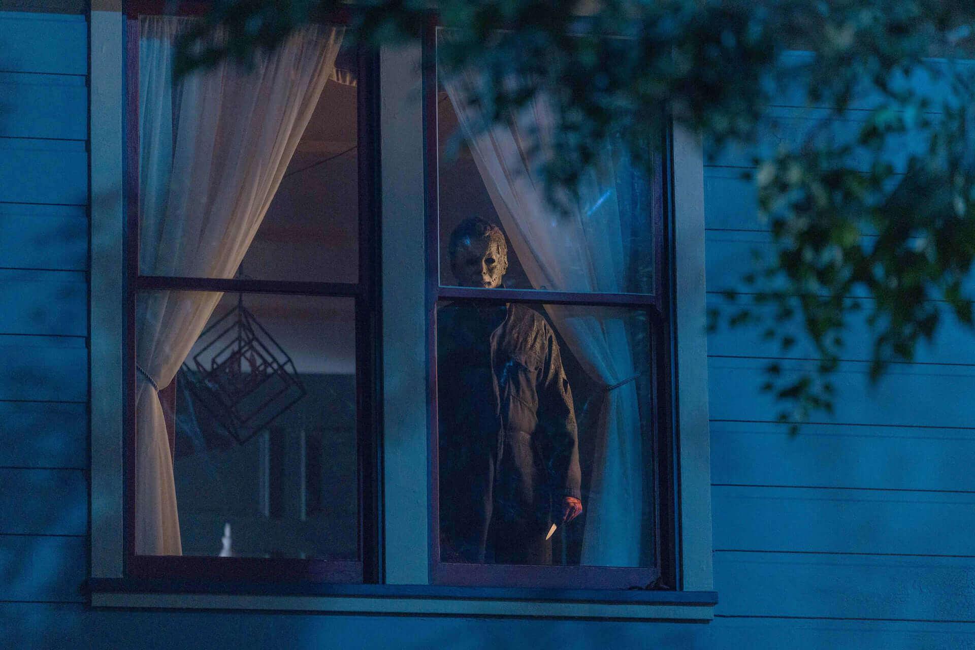 マイケル・マイヤーズのマスクがついに剥がされる!?『ハロウィン KILLS』最終予告が解禁 film210928_halloweenkills_1