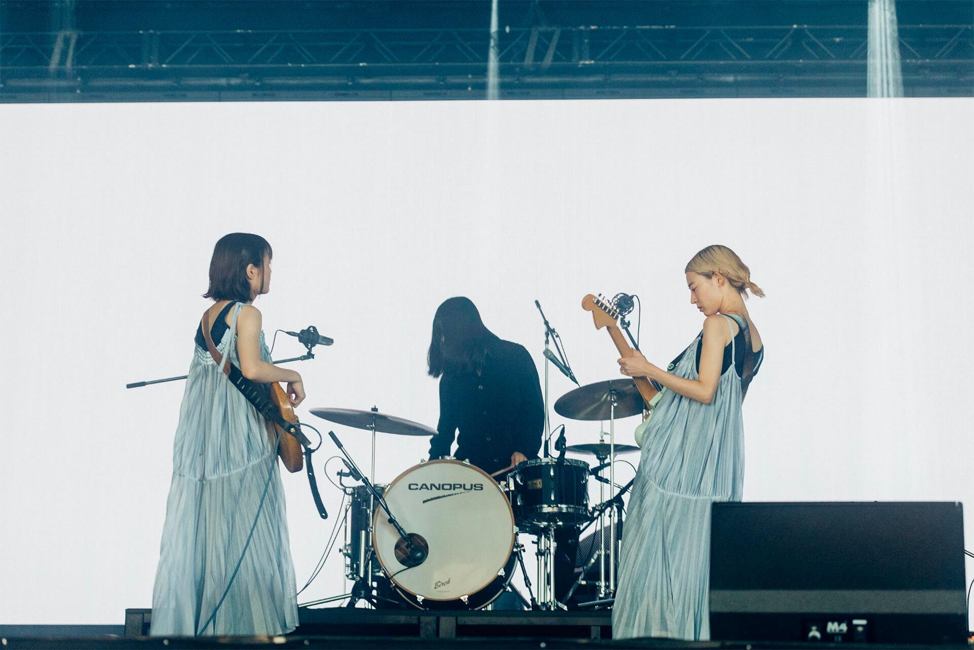 振り返るフジロック2021|羊文学 music_frf21_hitsujibungaku_10