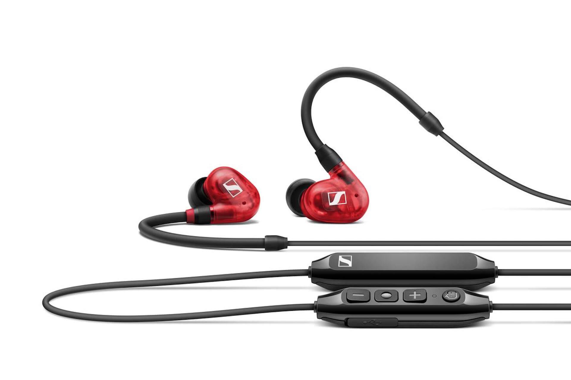 ゼンハイザーからワイヤレス&有線に対応するプロ仕様のモニタリングイヤホン『IE 100 PRO Wireless』が発売決定! tech210930_sennheiser_7