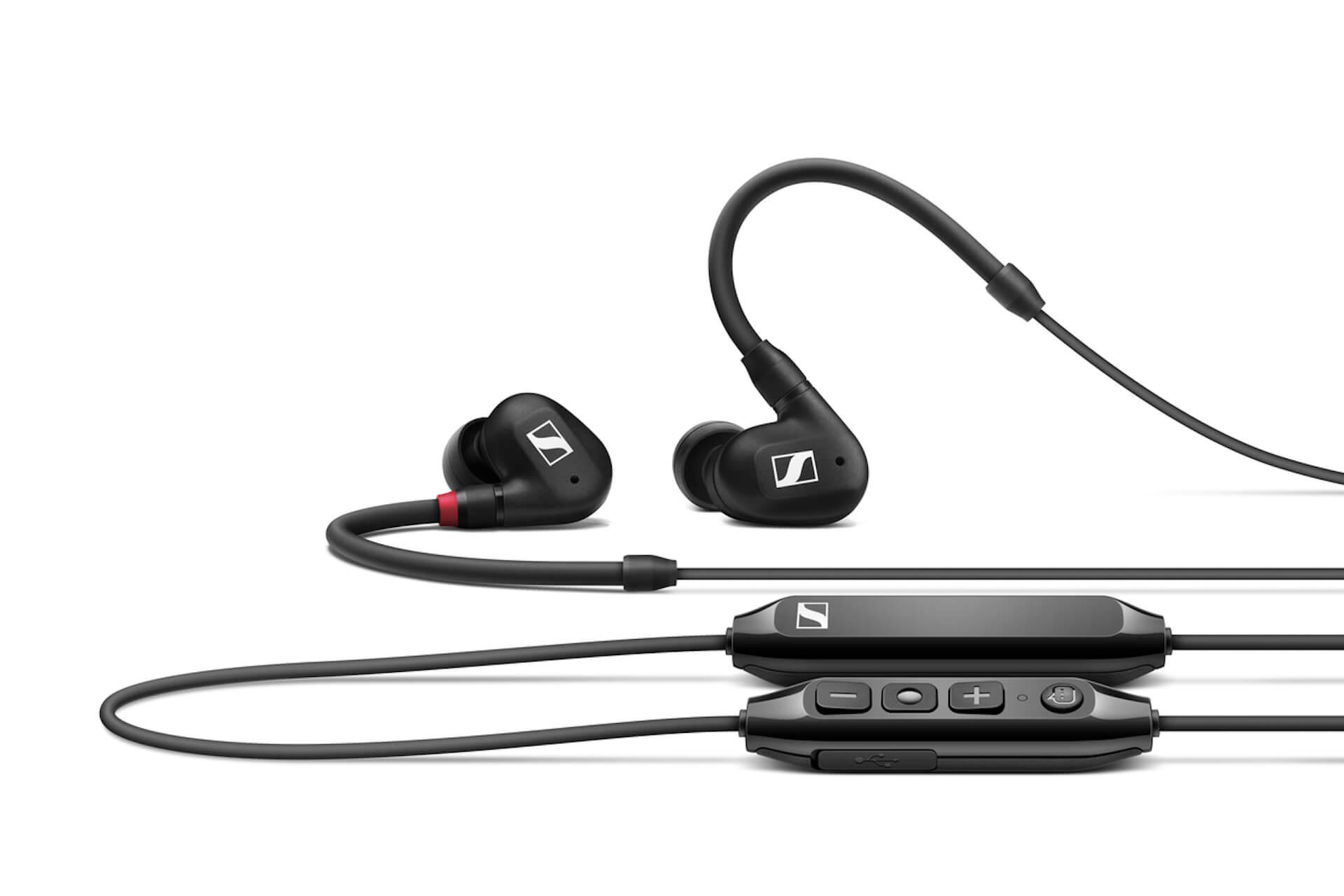 ゼンハイザーからワイヤレス&有線に対応するプロ仕様のモニタリングイヤホン『IE 100 PRO Wireless』が発売決定! tech210930_sennheiser_12