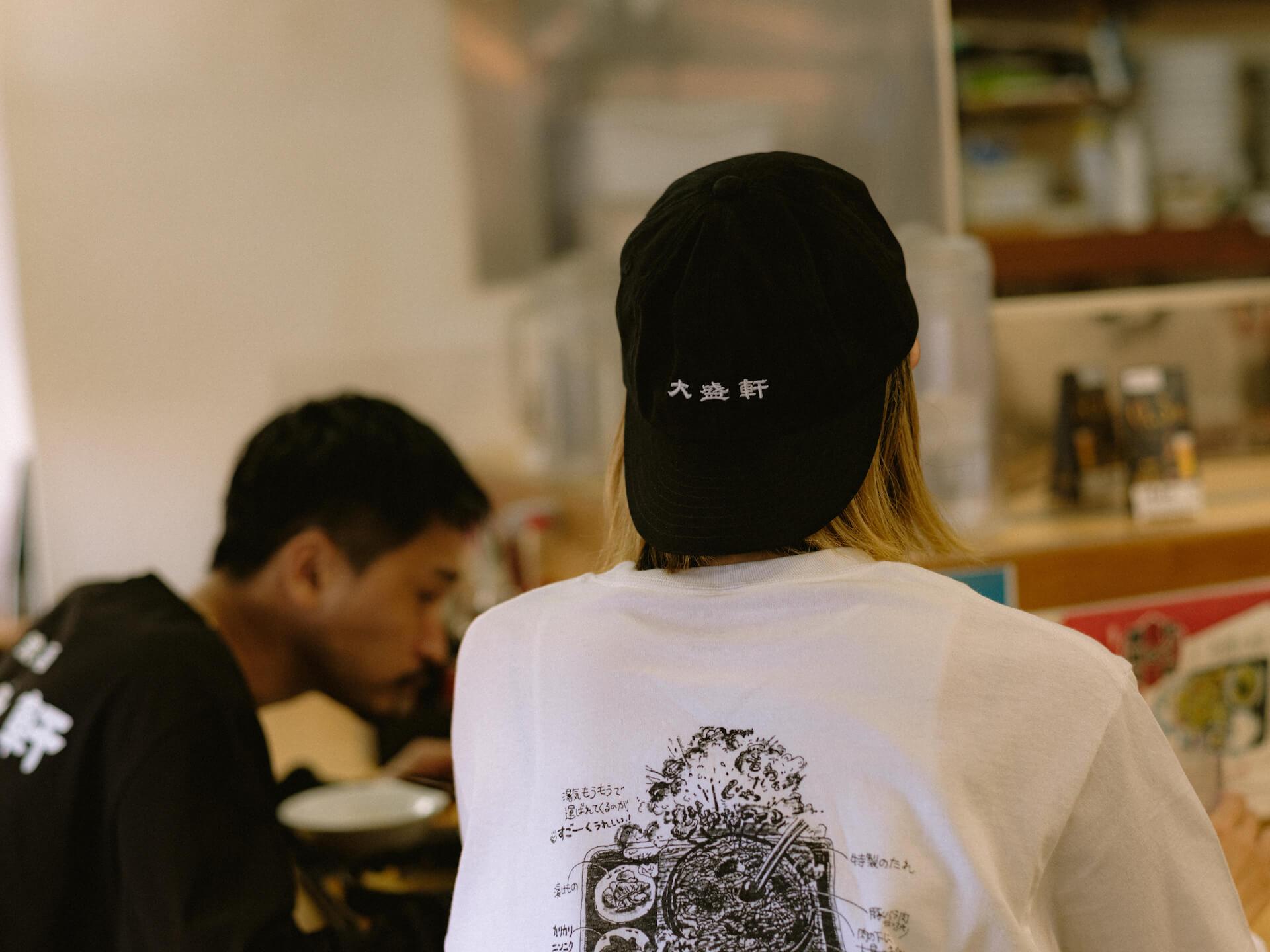 ZEN-LA-ROCKのブランド・NEMESと大盛軒のコラボ第2弾がリリース|ポップアップで10月8日(鉄板麺の日)を祝したグッズを先行発売 life-fashion211004-nemes-ohmoriken-2