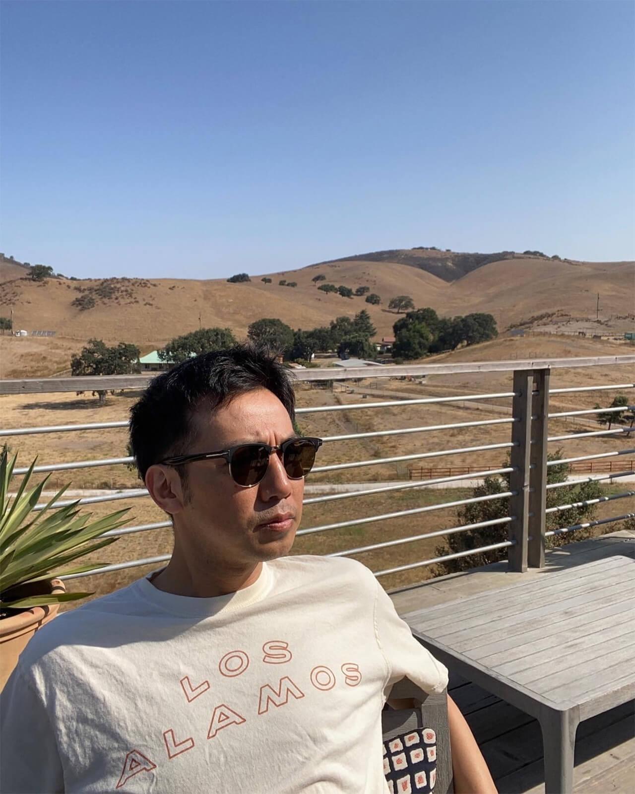 ピース綾部祐二のサンフランシスコ〜LAバイク旅を追う interview2110-yuji-ayabe-LA-5