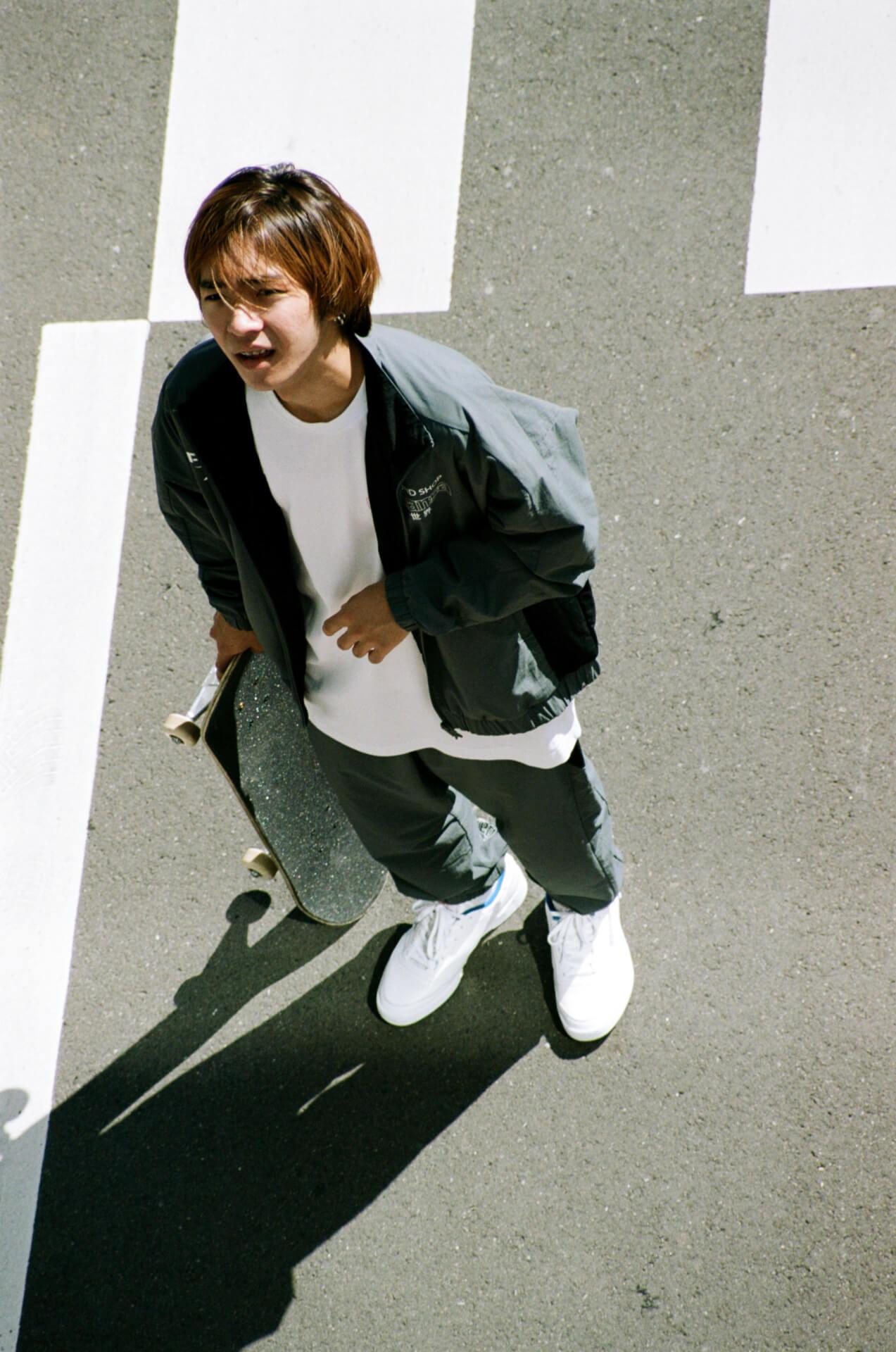 リーボックと韓国のSOUND SHOP balansaがコラボ!90年代のバスケコレクションをモチーフにしたClub Cが発売中 life211005_reebok_balansa_25