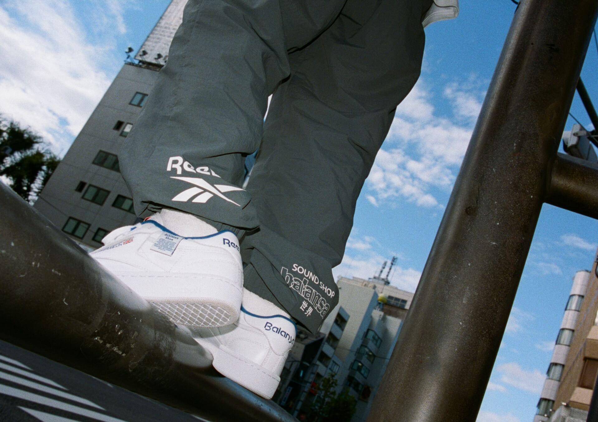 リーボックと韓国のSOUND SHOP balansaがコラボ!90年代のバスケコレクションをモチーフにしたClub Cが発売中 life211005_reebok_balansa_22