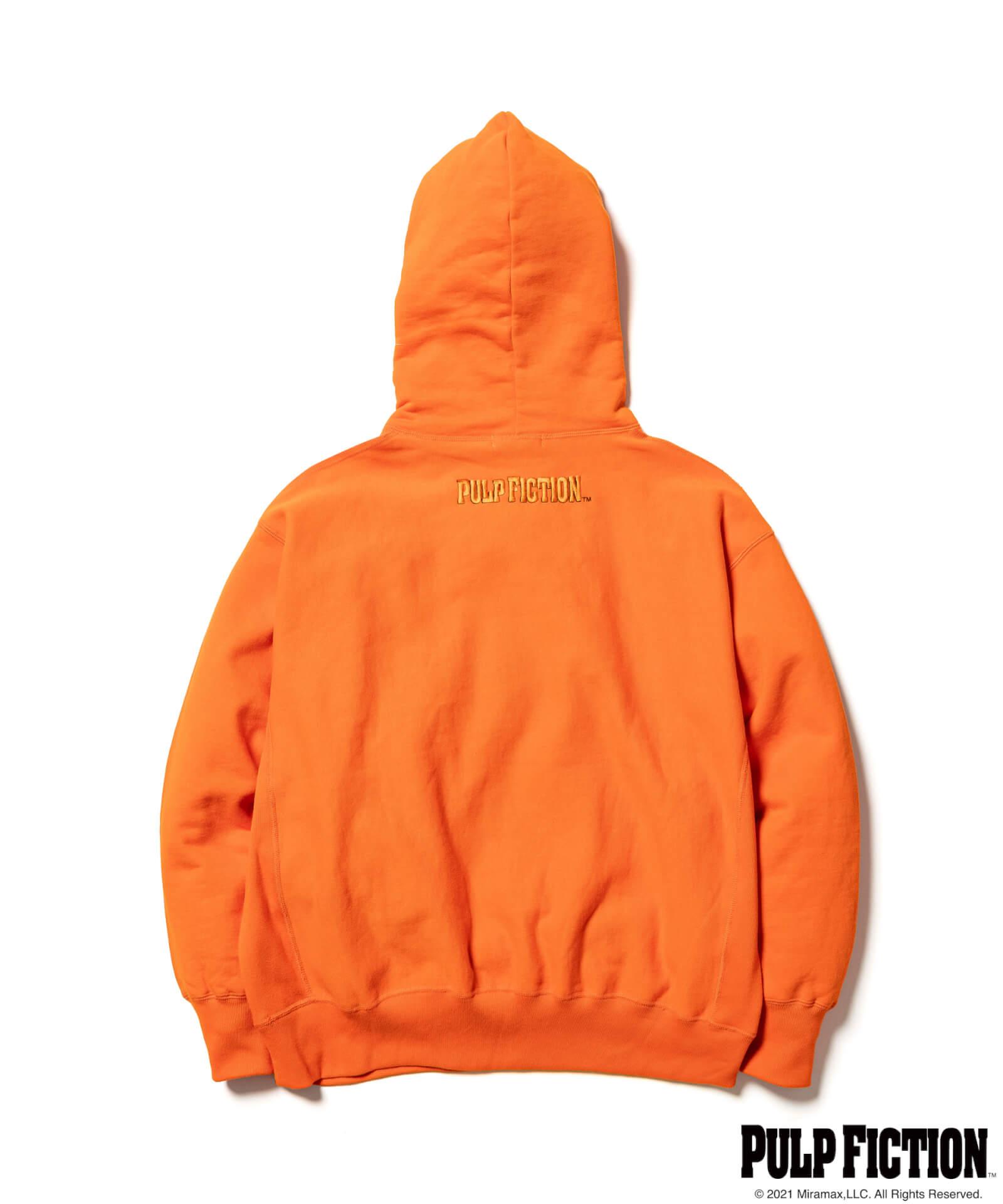 映画『パルプ・フィクション』とF-LAGSTUF-Fのオリジナルアパレルコレクションが発売決定!ユマ・サーマンプリントのTシャツも fashion211006_fs-pf-05