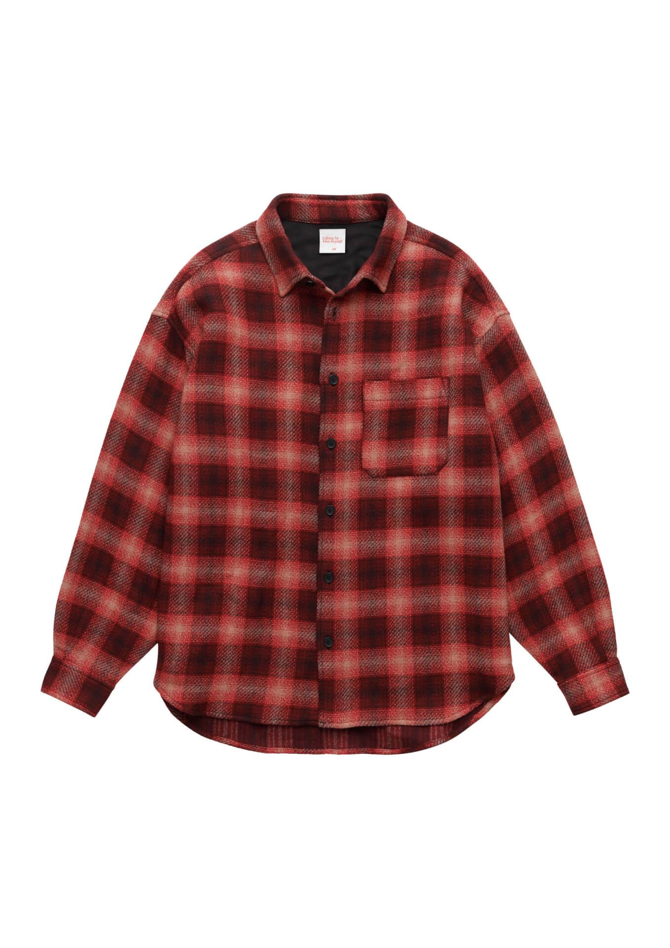 H&Mが俳優のジョン・ボイエガとタッグを組んだメンズウェアコレクションを発表!リサイクル素材、オーガニック素材を使用したアイテムが登場 life211006_handm_john_boyega_08