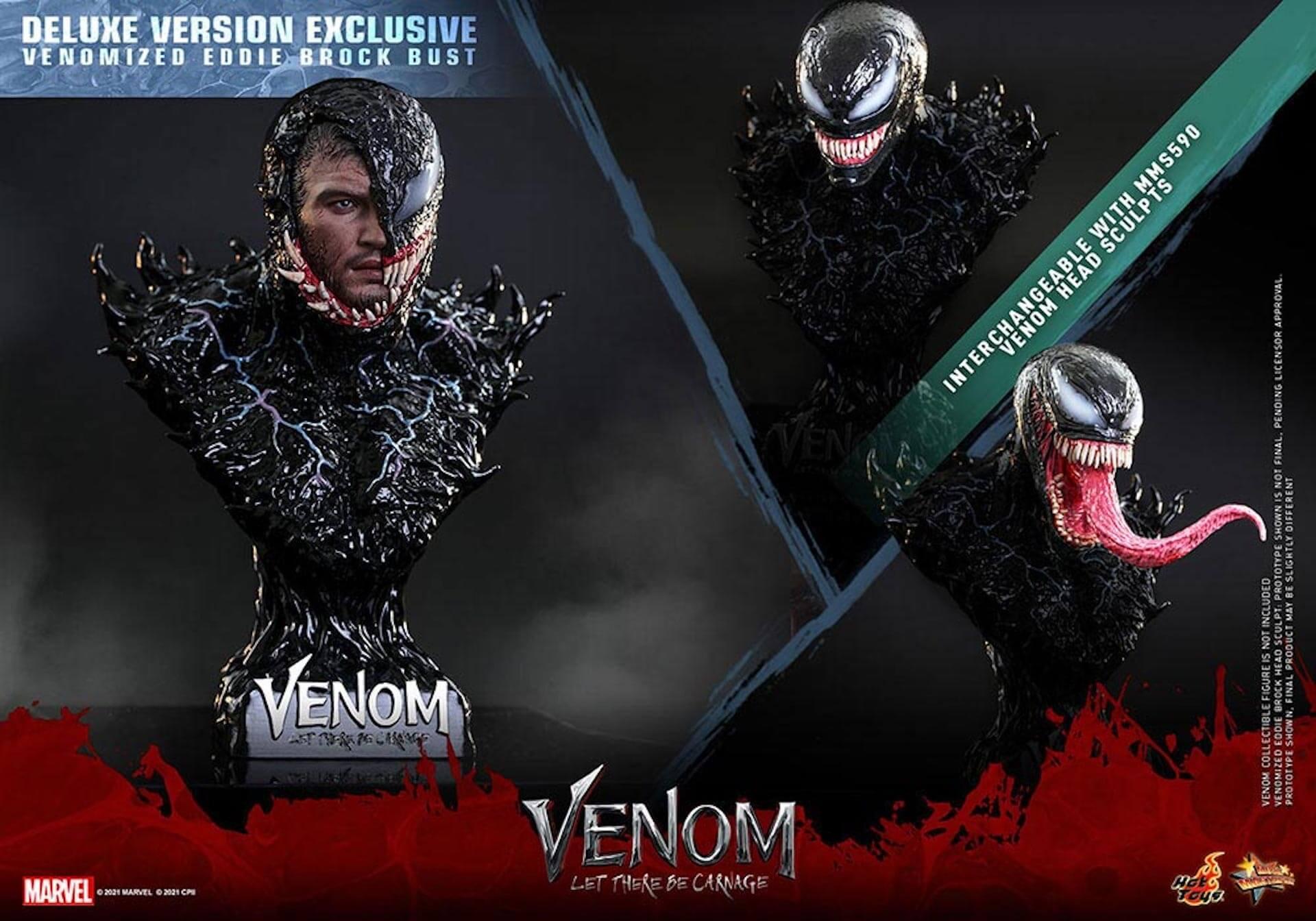 全米大ヒット中の『ヴェノム:レット・ゼア・ビー・カーネイジ』カーネイジがホットトイズでフィギュア化! art211007_venom_carnage_hottoys_5