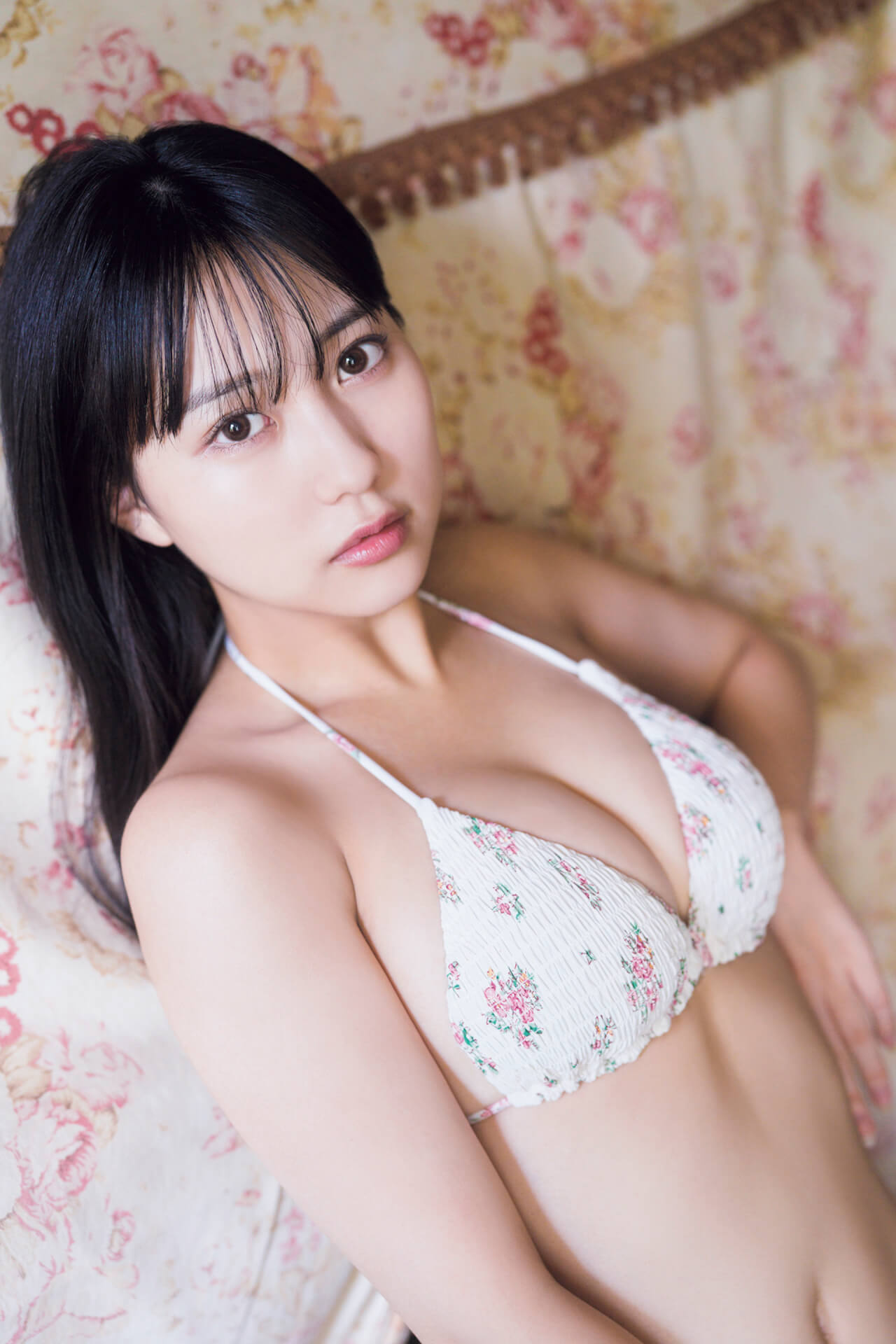 HKT48田中美久がソログラビアで美ボディ映える水着姿を披露!『B.L.T.2021年12月号増刊ソログラビアSP版』が発売決定 art211011_tanakamiku_4