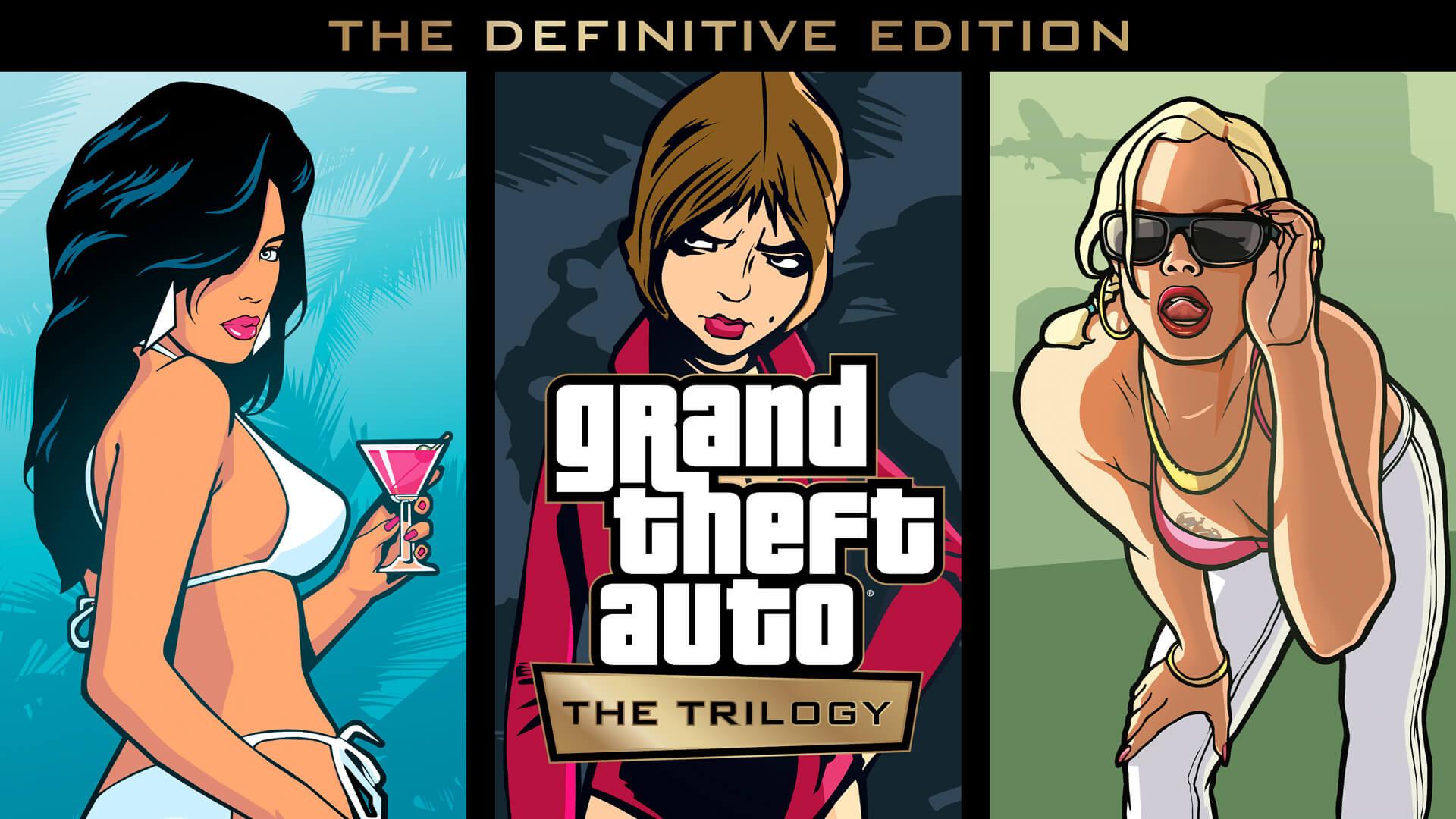 Switch、iOS、Androidなど多数プラットフォームで『グランド・セフト・オート:トリロジー:決定版』がリリース決定! tech211011_gta_trilogy_1