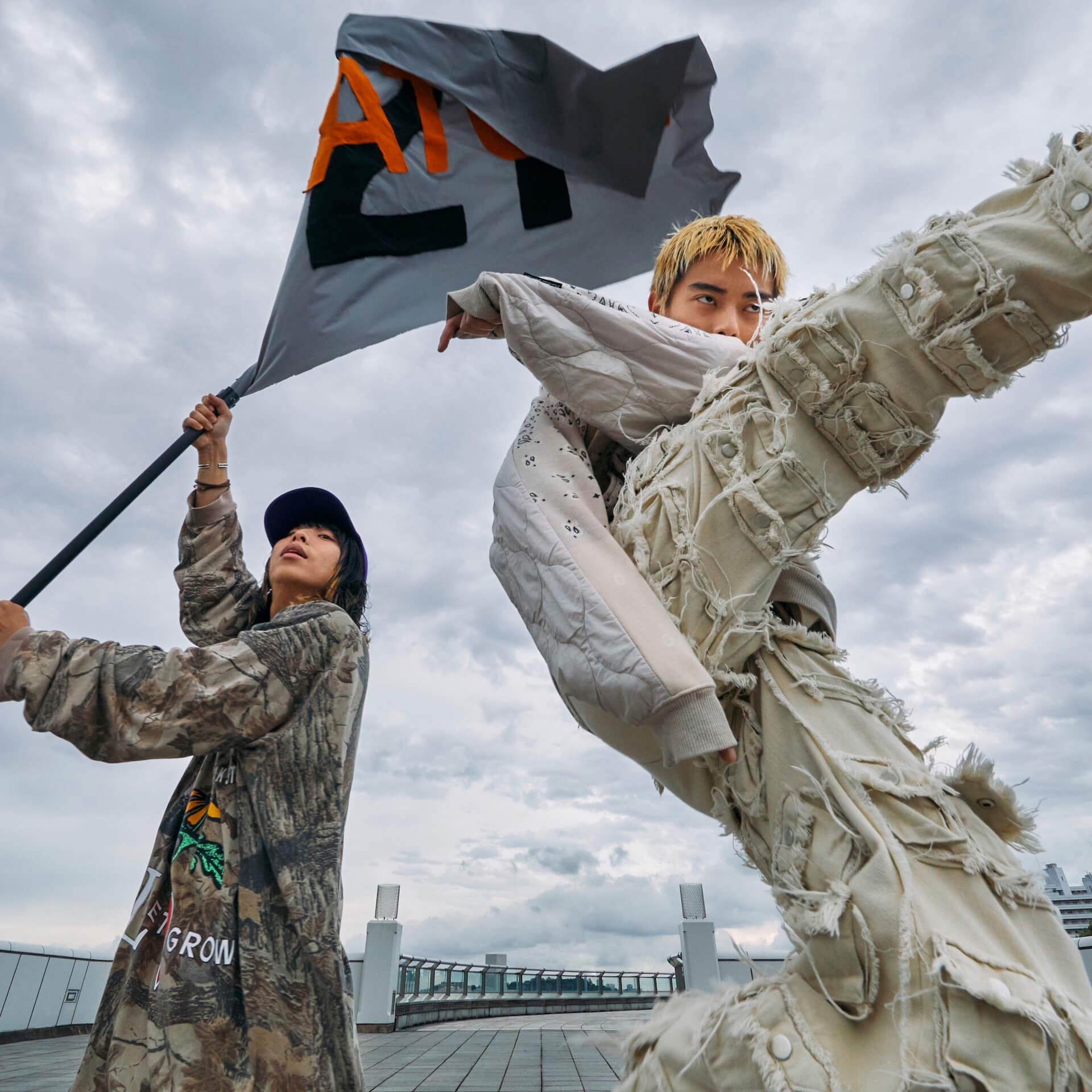 "SATOH(ex S亜TOH)のEP 『Skyrocket』 のリリースが決定!リード曲""Fuse""含む4曲収録 music211012_satoh_01"