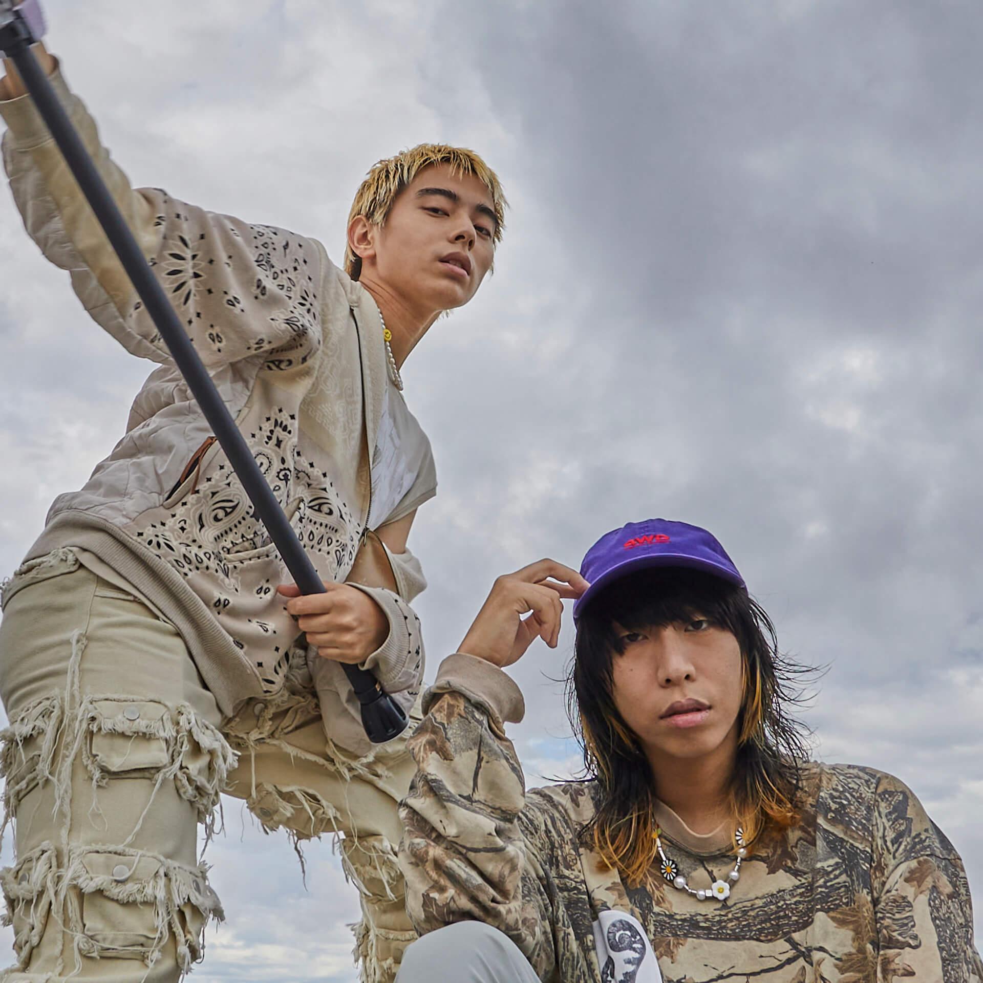 "SATOH(ex S亜TOH)のEP 『Skyrocket』 のリリースが決定!リード曲""Fuse""含む4曲収録 music211012_satoh_02"