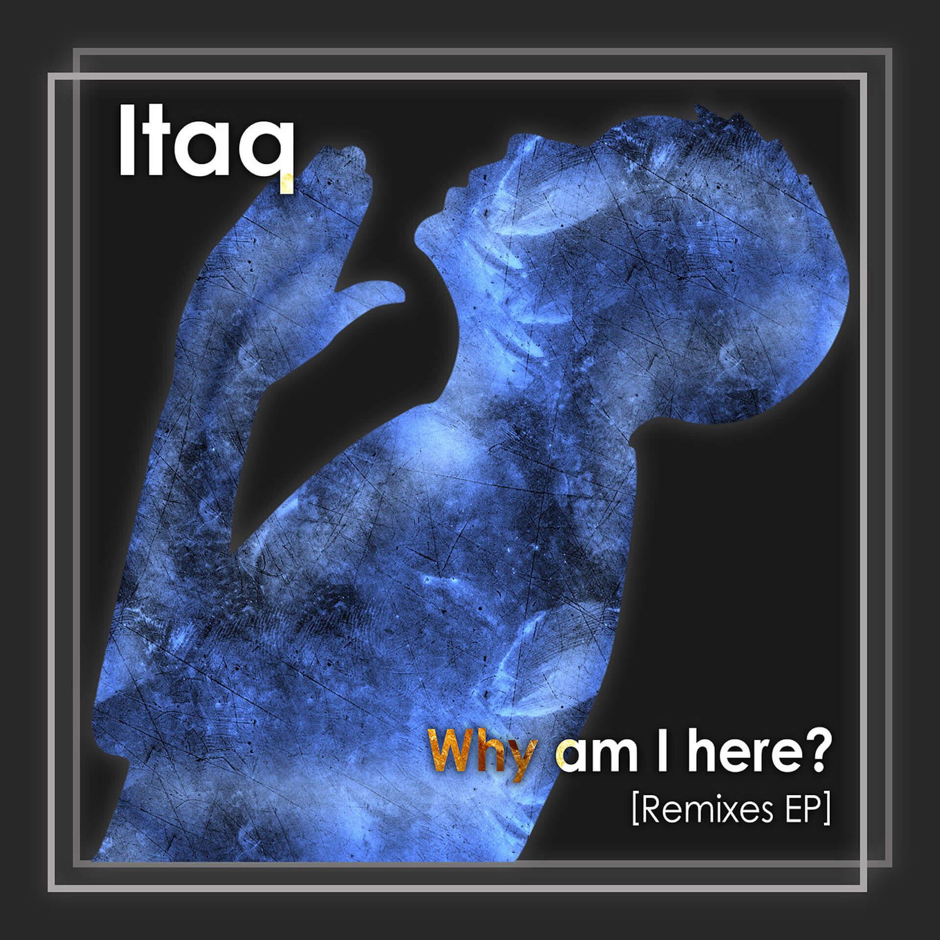 """Itaqが『ラップスタア誕生』オーディションでも披露した新曲""""Why am I here?""""とそのリミックスをまとめたEPをリリース! music211012_itaq_02"""
