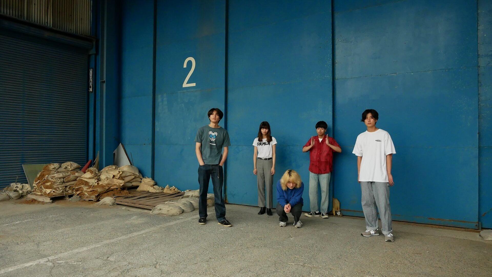 "No Busesの2ndアルバム『No Buses』よりHino Kimishiroプロデュースの""Yellow Card""MVが公開! music211012_nobuses_02"