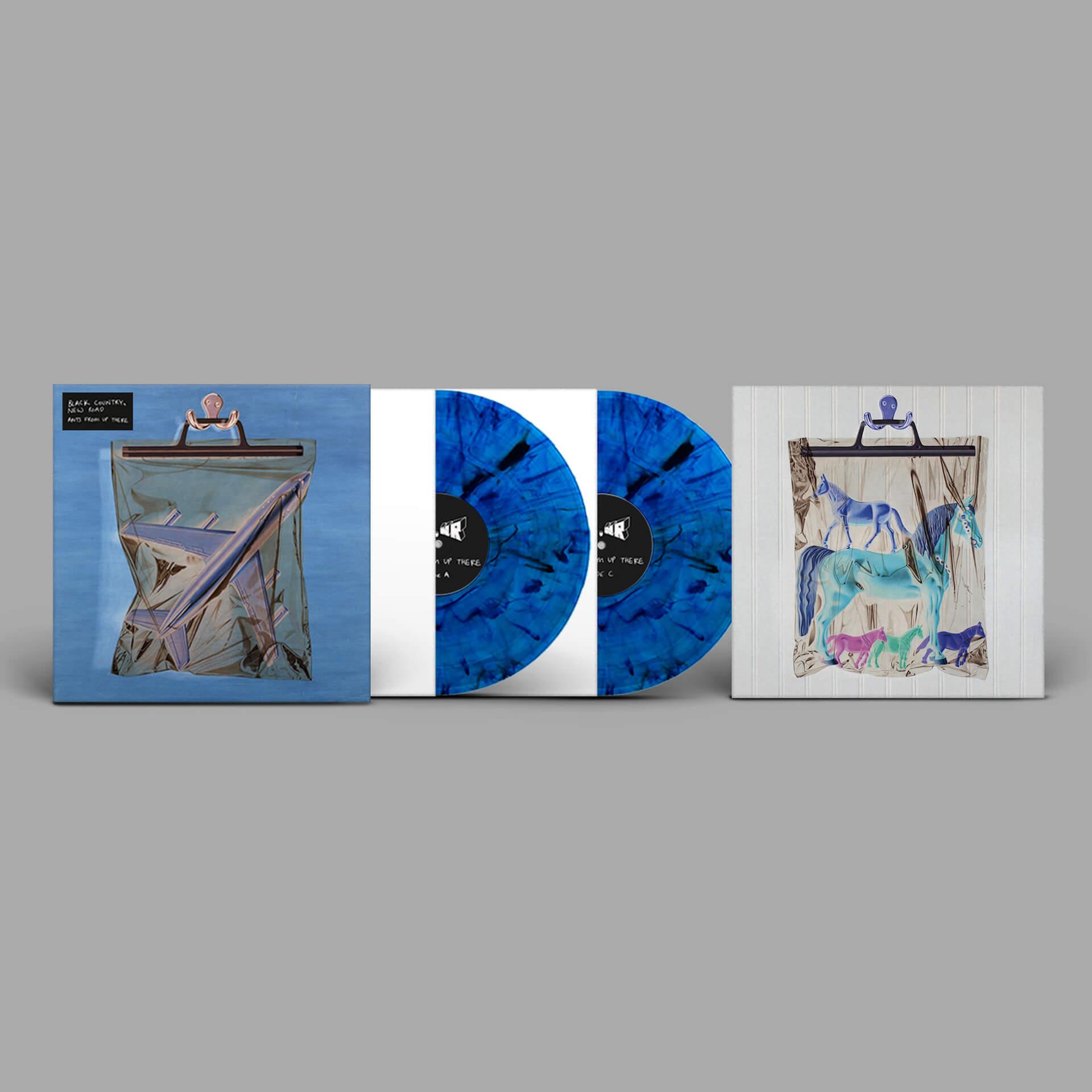 """衝撃のデビューを飾ったBlack Country, New Roadが2ndアルバム『Ants From Up There』のリリースを発表!""""Chaos Space Marine""""を先行配信 music211012_blackcountrynewroad_4"""