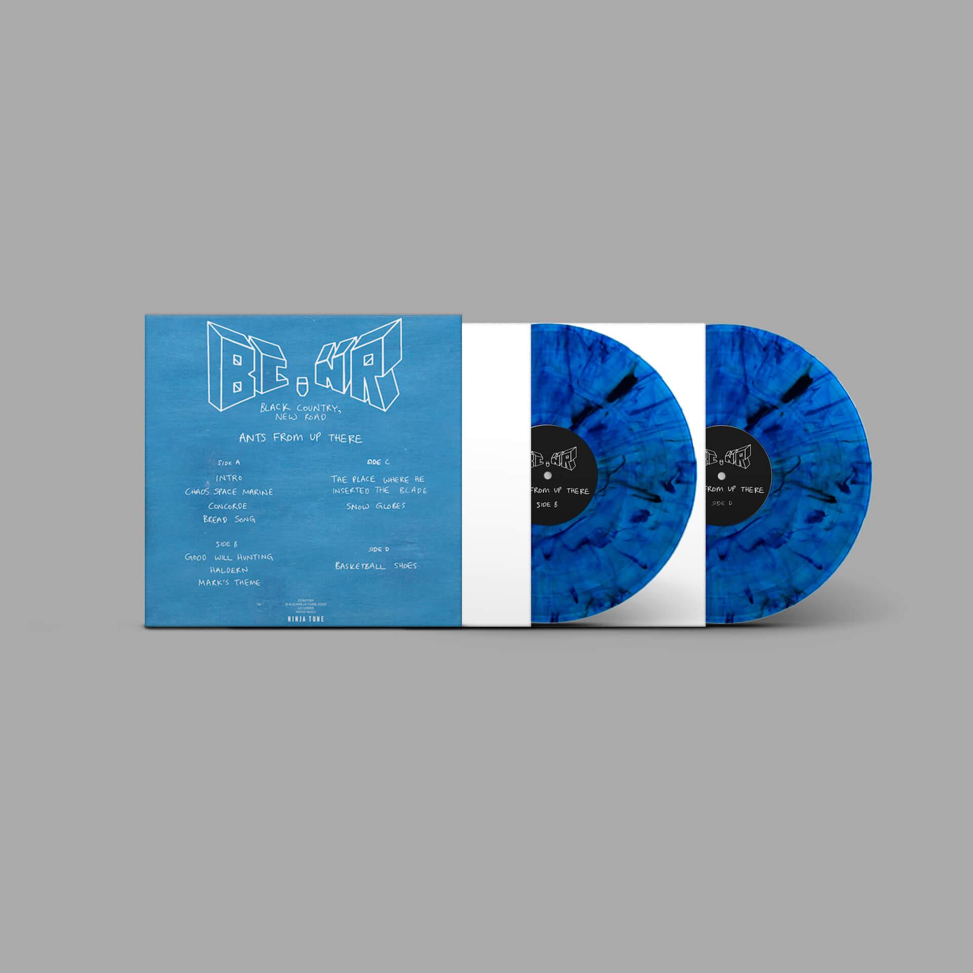 """衝撃のデビューを飾ったBlack Country, New Roadが2ndアルバム『Ants From Up There』のリリースを発表!""""Chaos Space Marine""""を先行配信 music211012_blackcountrynewroad_6"""
