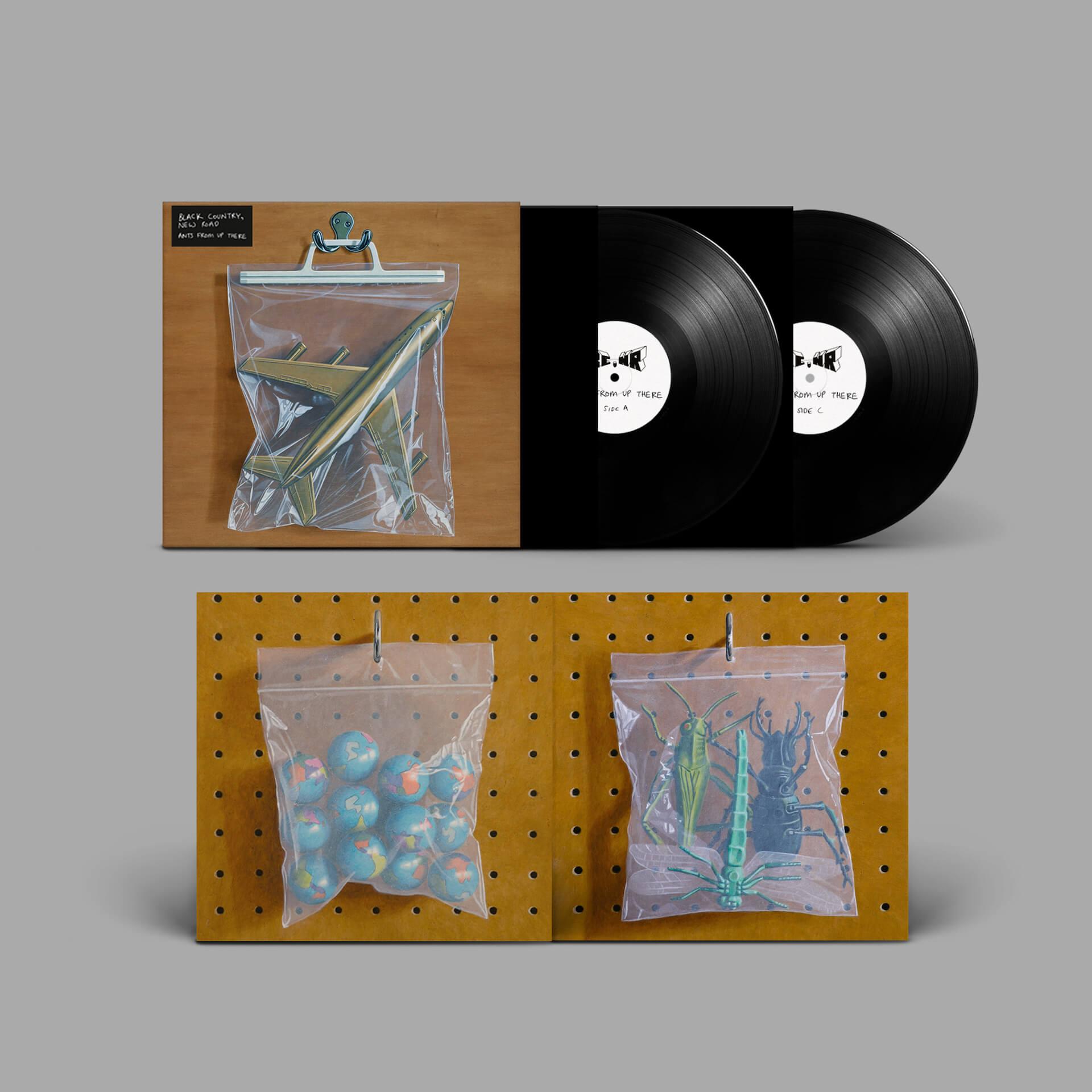 """衝撃のデビューを飾ったBlack Country, New Roadが2ndアルバム『Ants From Up There』のリリースを発表!""""Chaos Space Marine""""を先行配信 music211012_blackcountrynewroad_8"""