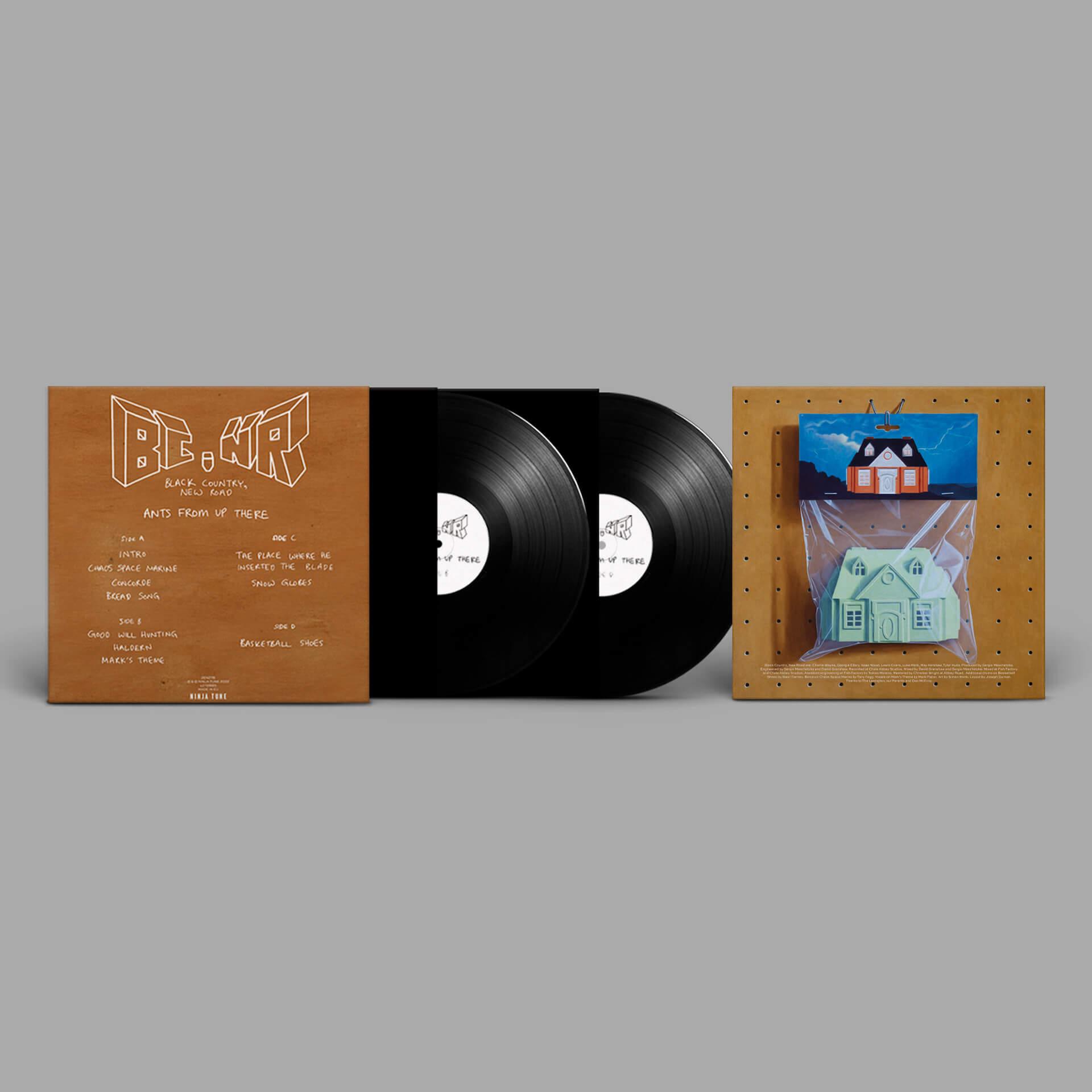 """衝撃のデビューを飾ったBlack Country, New Roadが2ndアルバム『Ants From Up There』のリリースを発表!""""Chaos Space Marine""""を先行配信 music211012_blackcountrynewroad_10"""