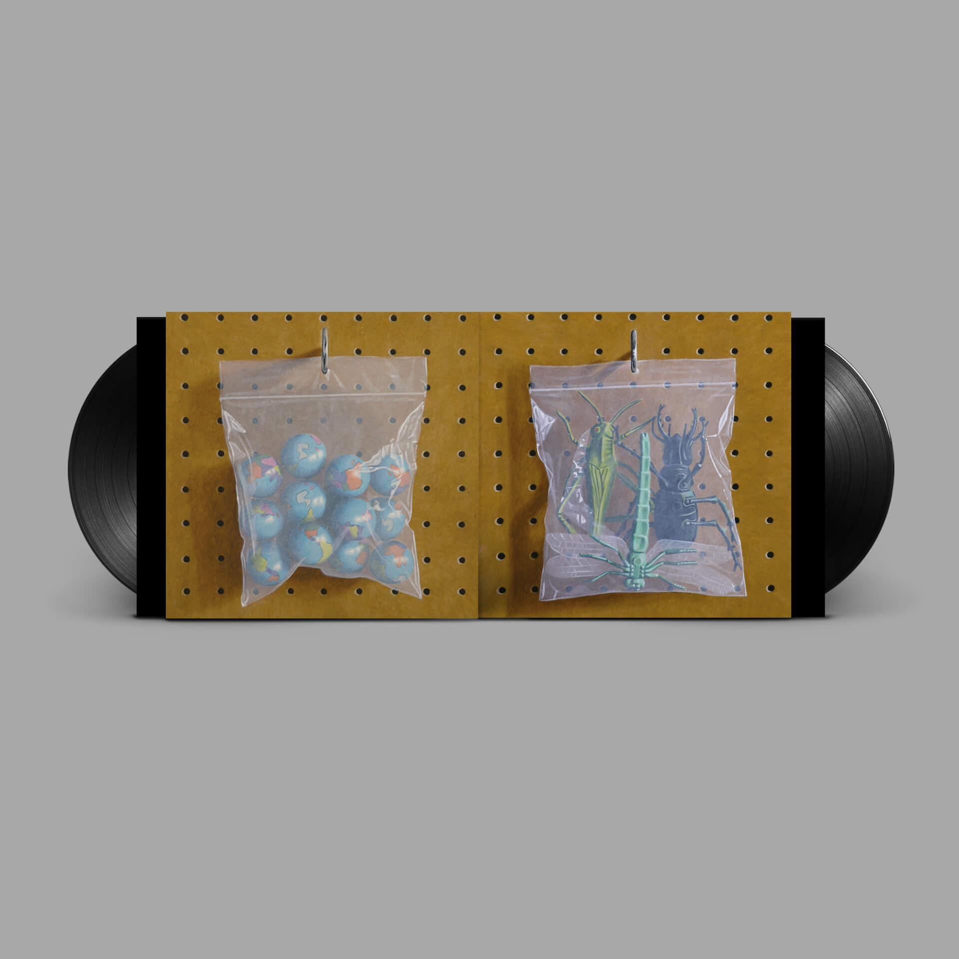 """衝撃のデビューを飾ったBlack Country, New Roadが2ndアルバム『Ants From Up There』のリリースを発表!""""Chaos Space Marine""""を先行配信 music211012_blackcountrynewroad_11"""